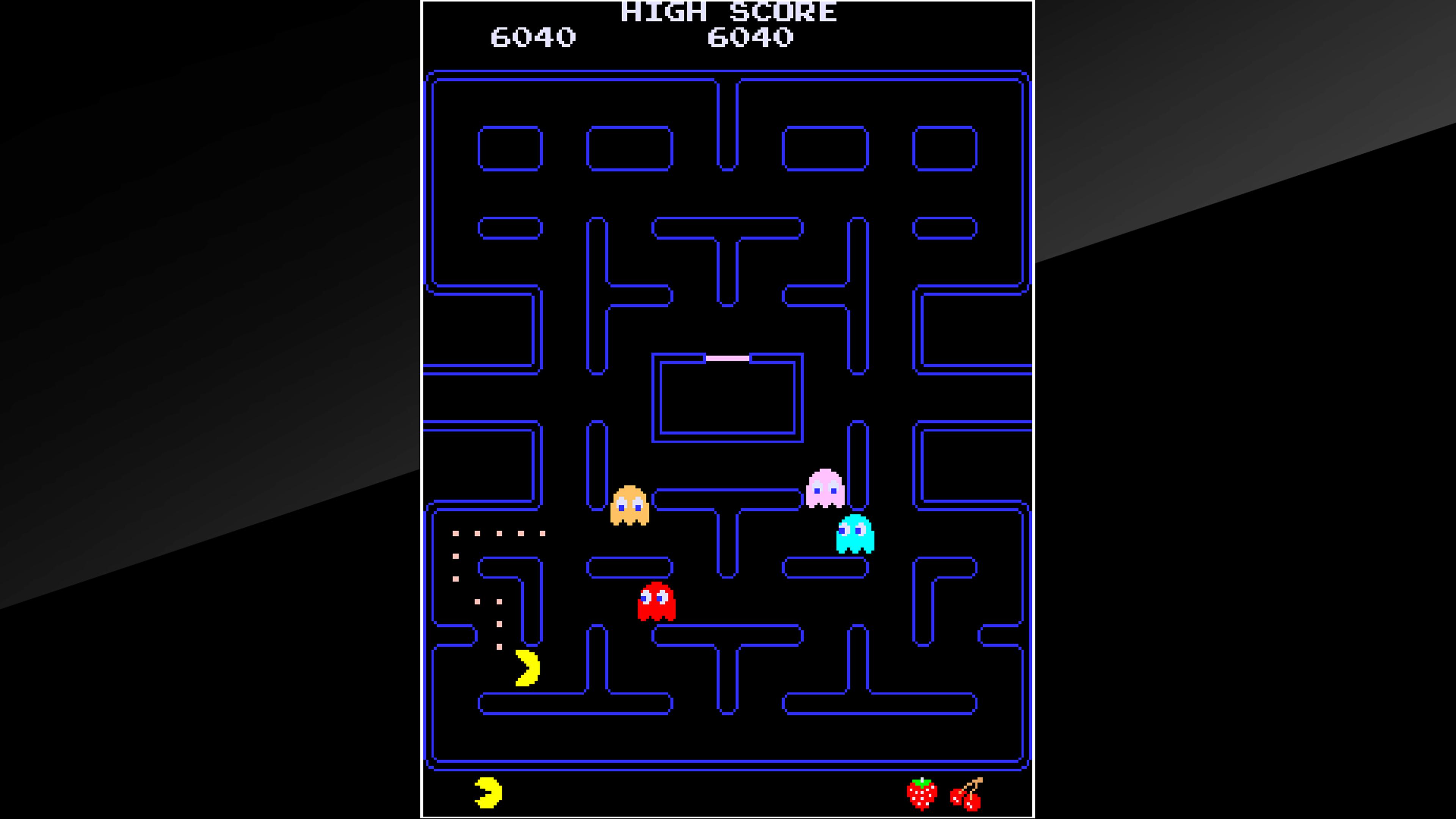 Скриншот №9 к Arcade Archives Pac-Man