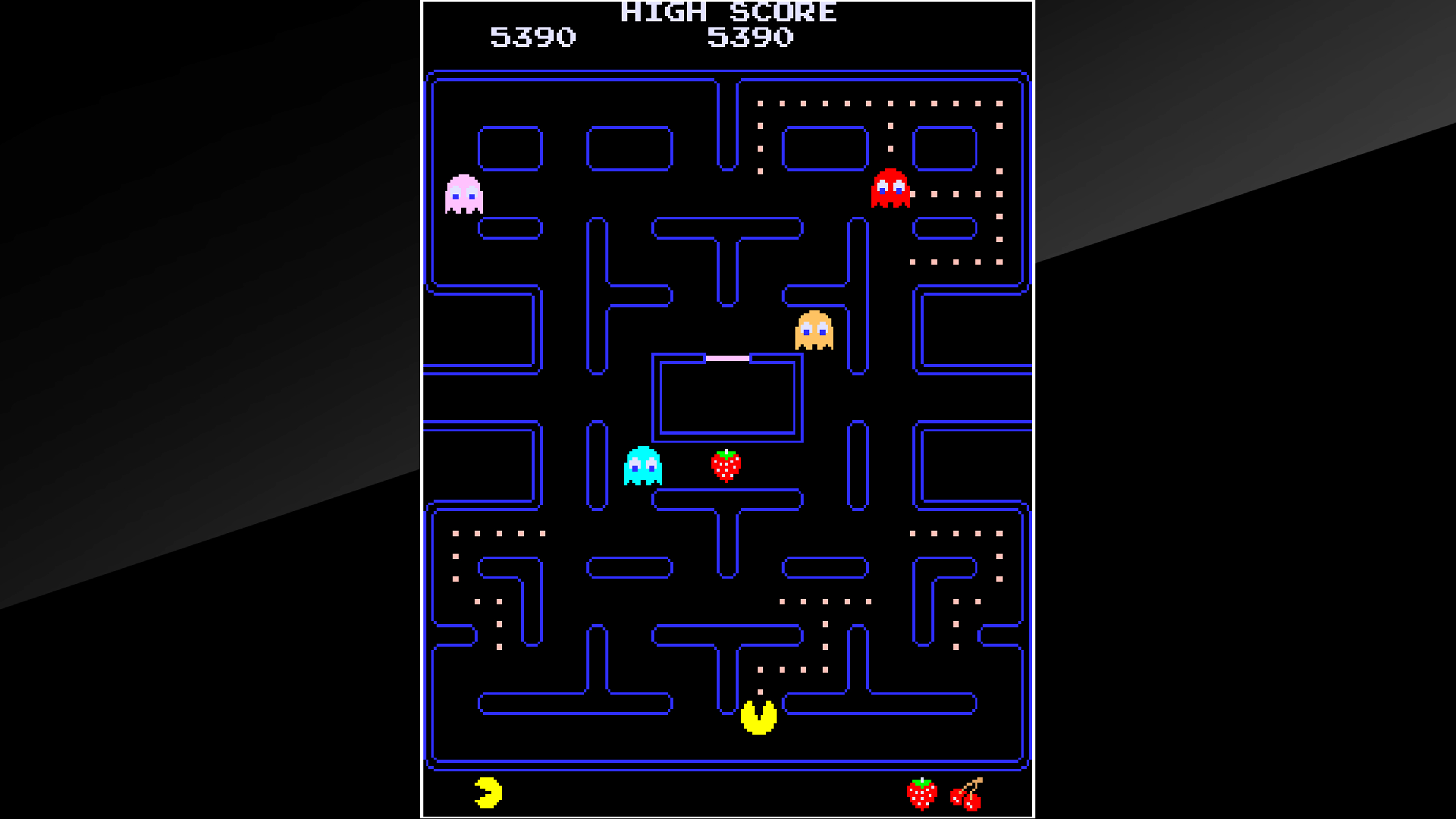 Скриншот №8 к Arcade Archives Pac-Man