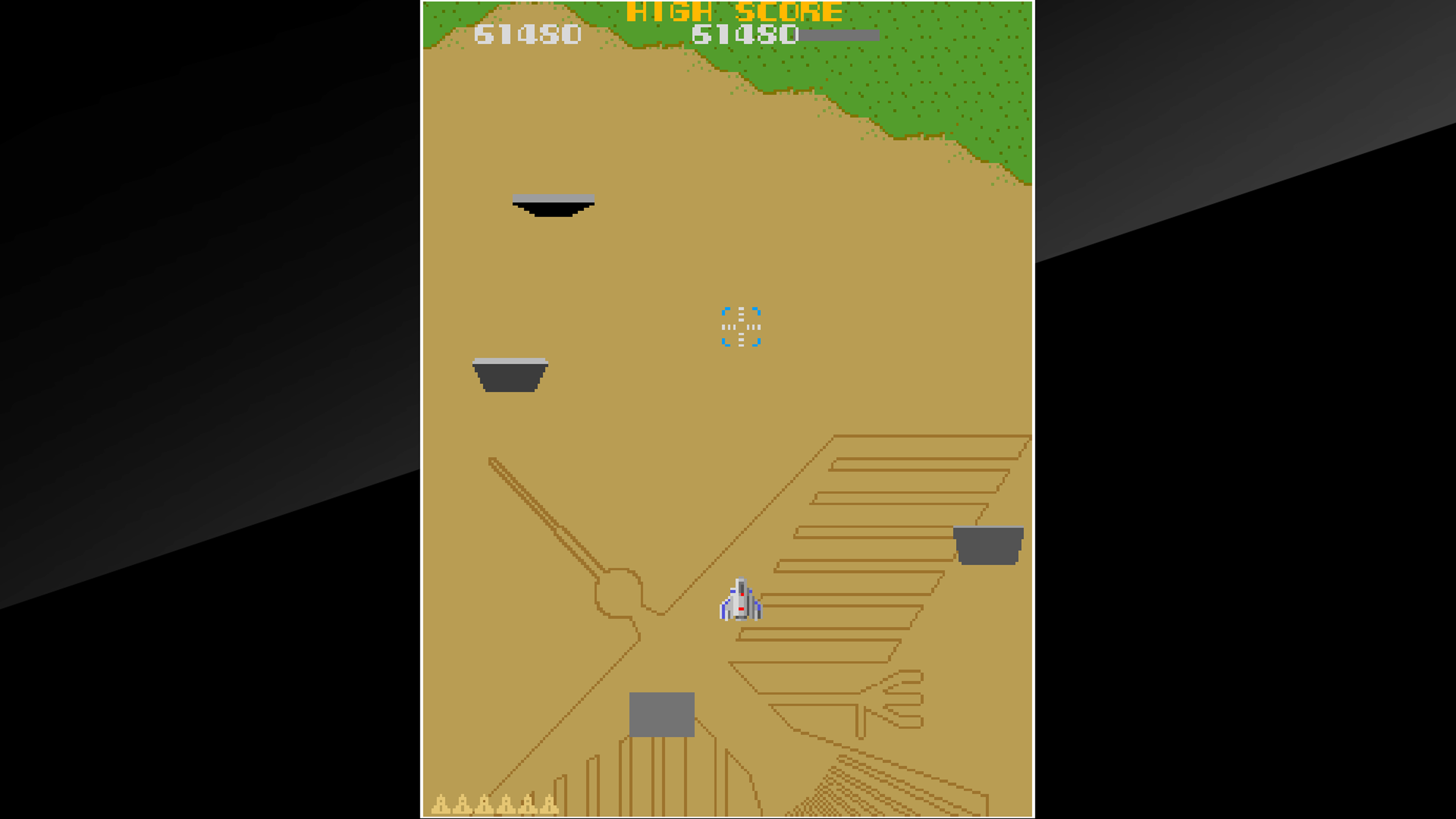 Скриншот №7 к Arcade Archives XEVIOUS