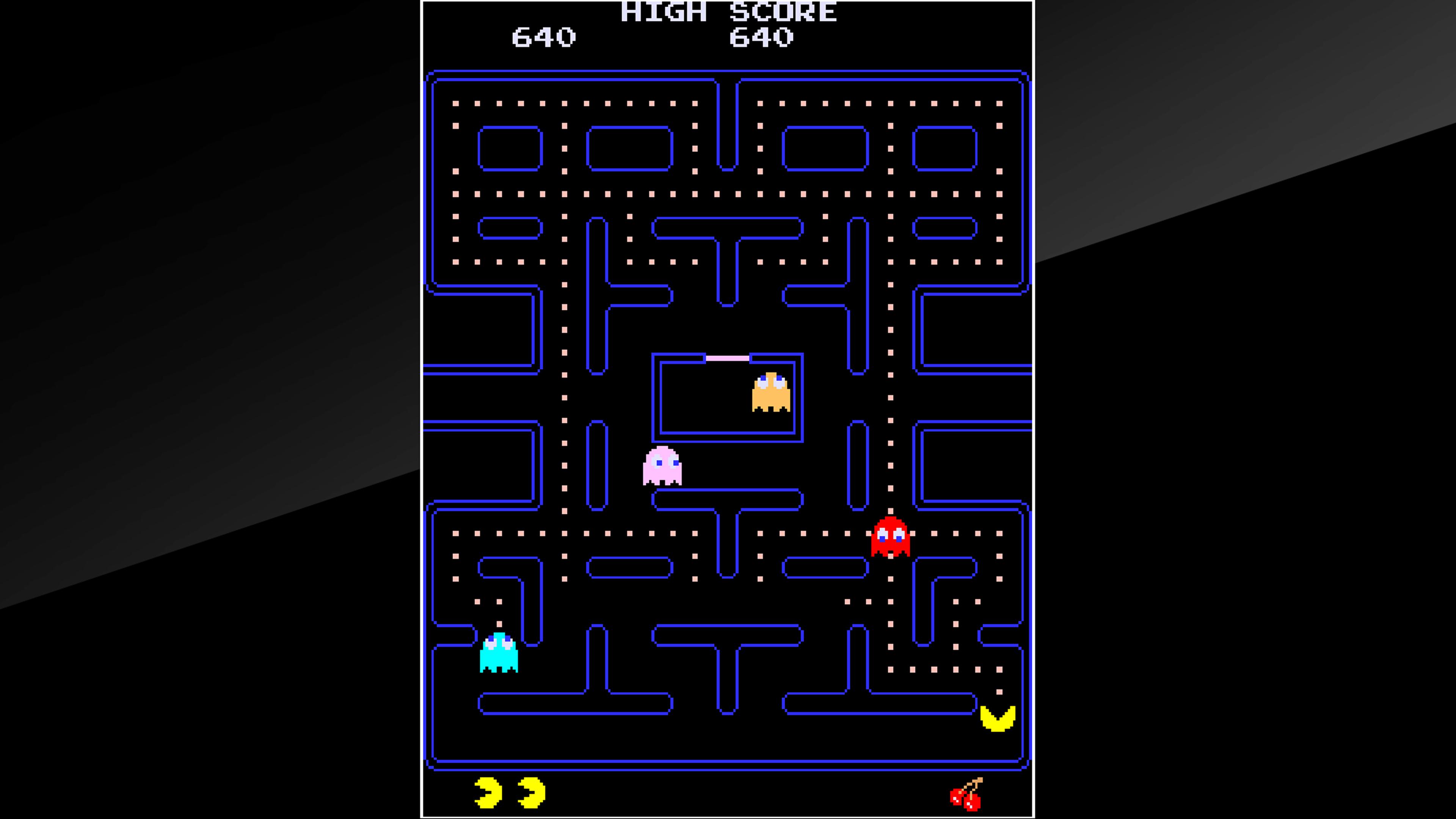 Скриншот №4 к Arcade Archives Pac-Man