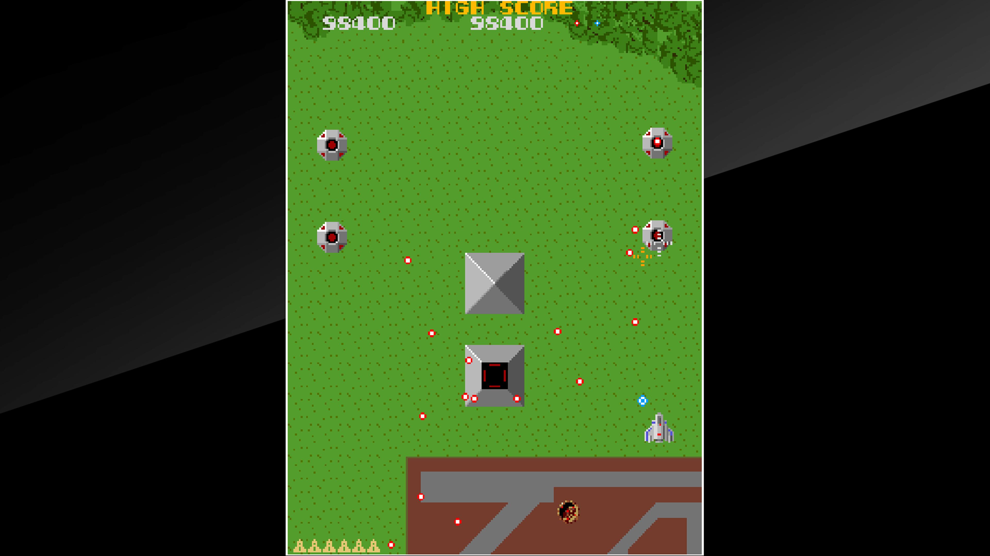 Скриншот №10 к Arcade Archives XEVIOUS