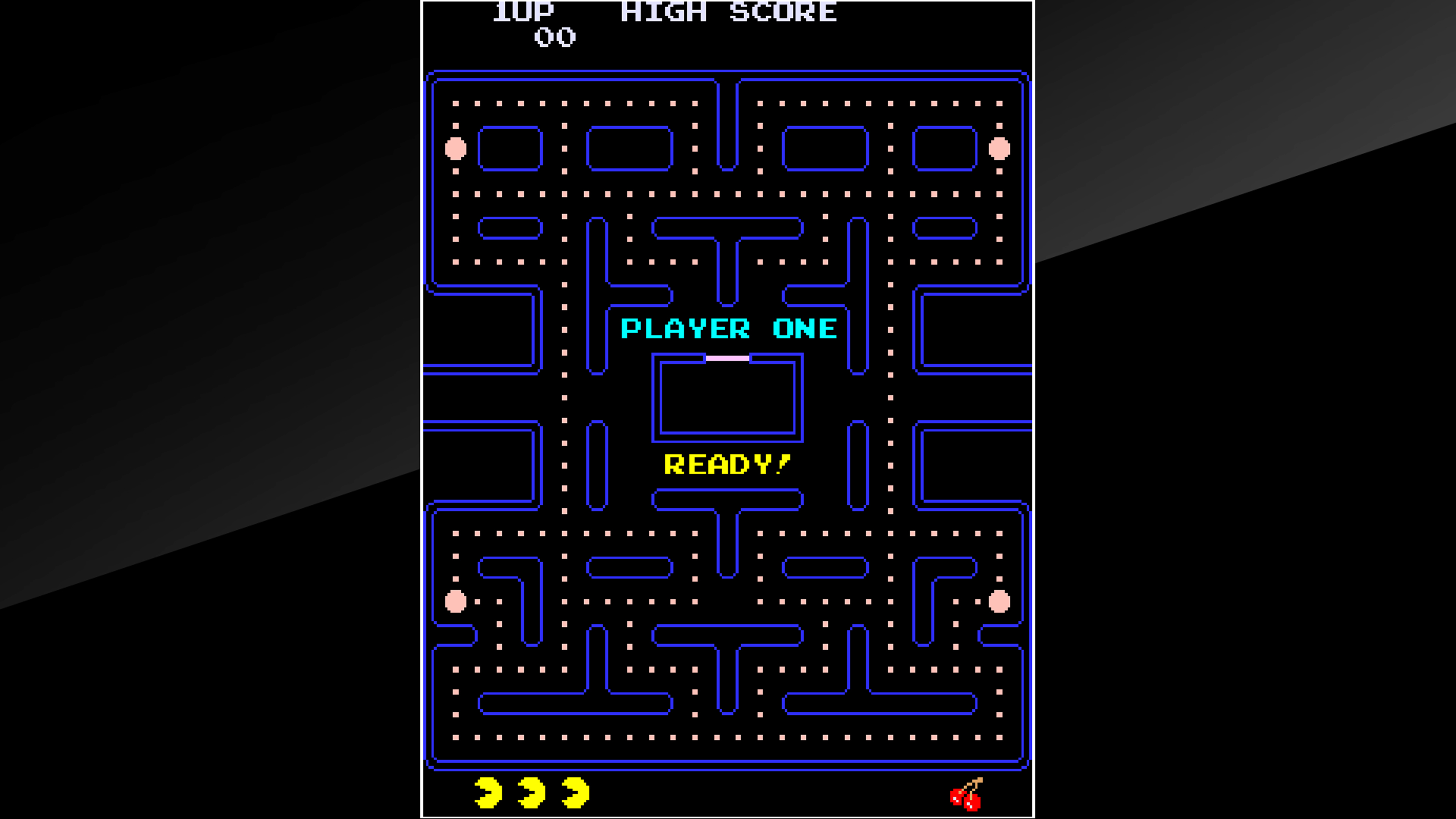 Скриншот №1 к Arcade Archives Pac-Man