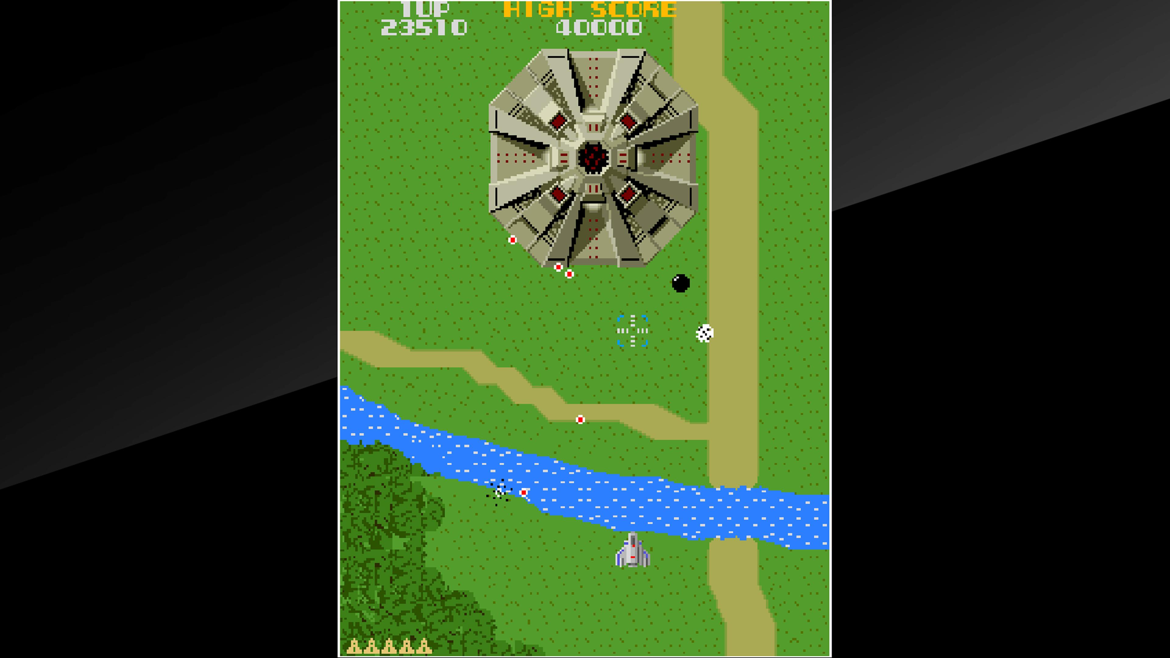 Скриншот №4 к Arcade Archives XEVIOUS