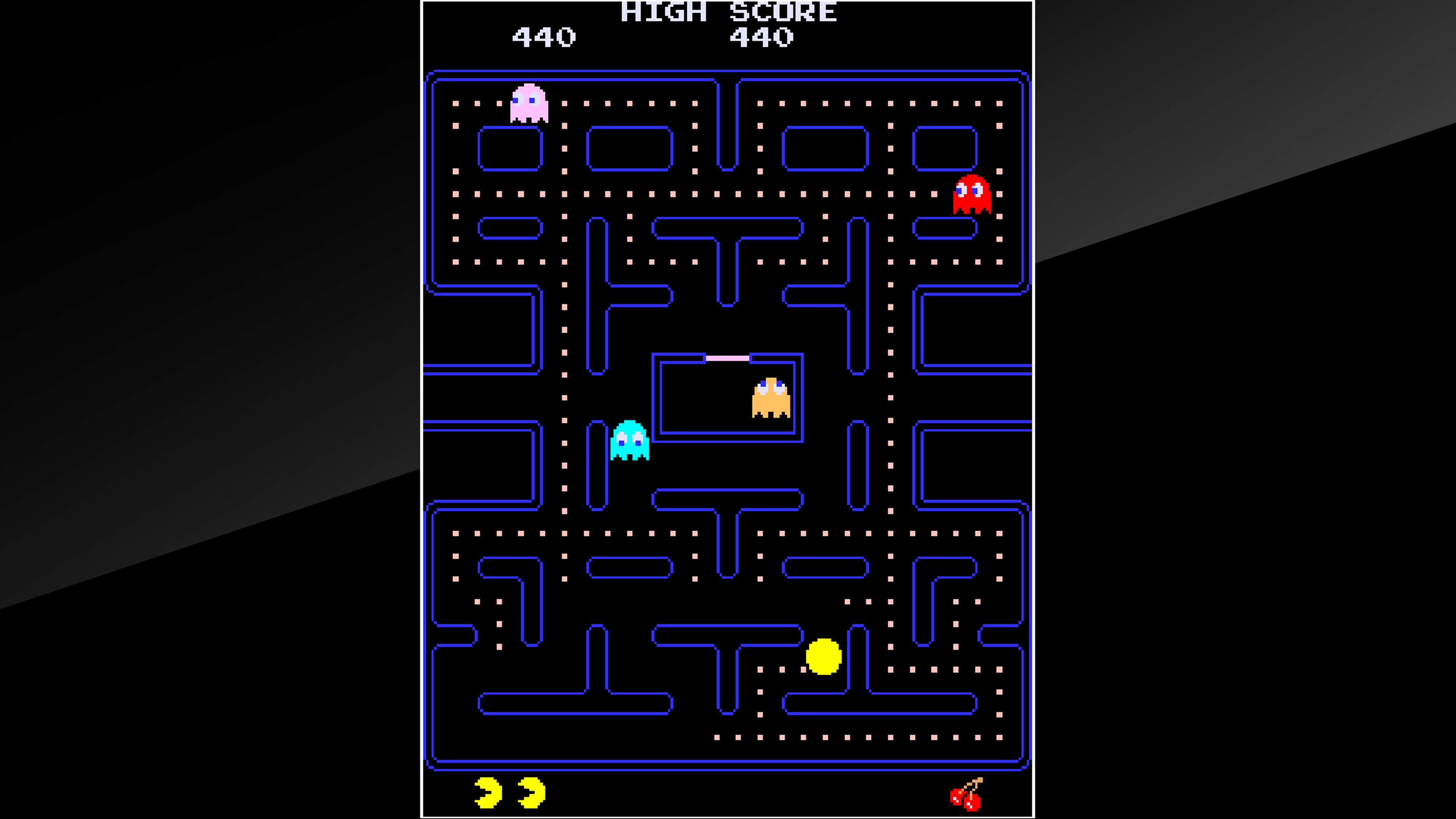 Скриншот №3 к Arcade Archives Pac-Man