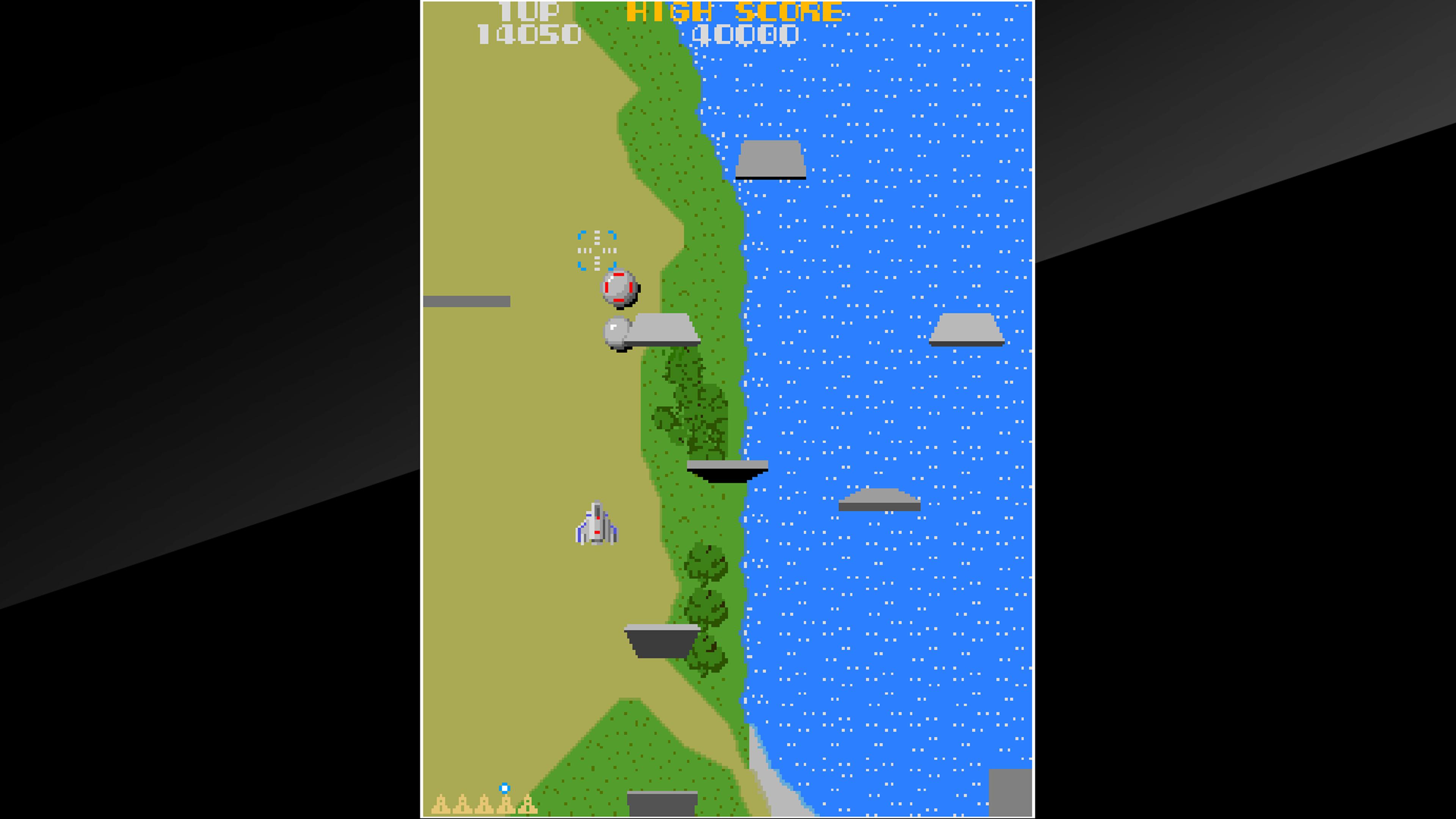 Скриншот №3 к Arcade Archives XEVIOUS