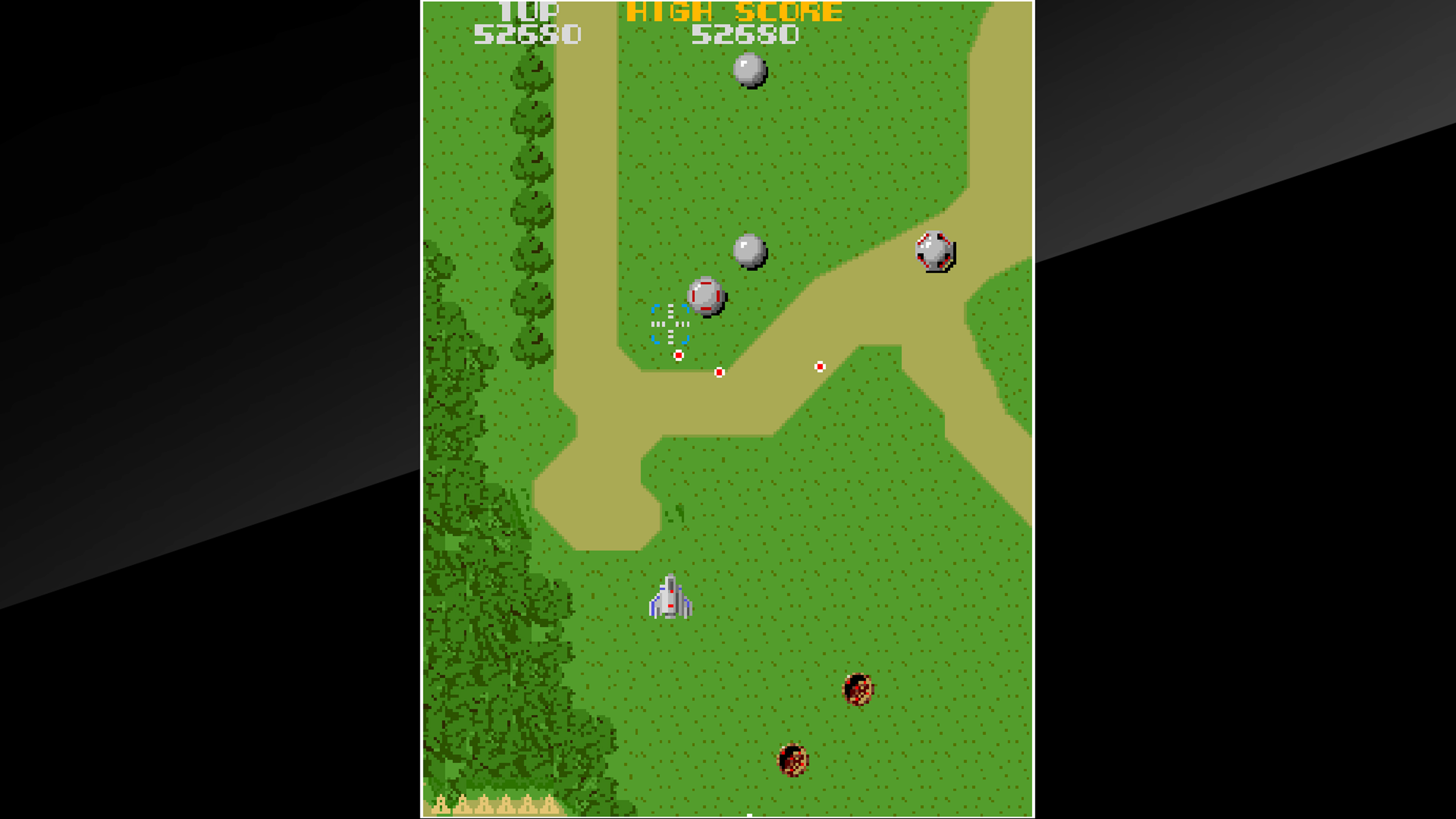 Скриншот №6 к Arcade Archives XEVIOUS