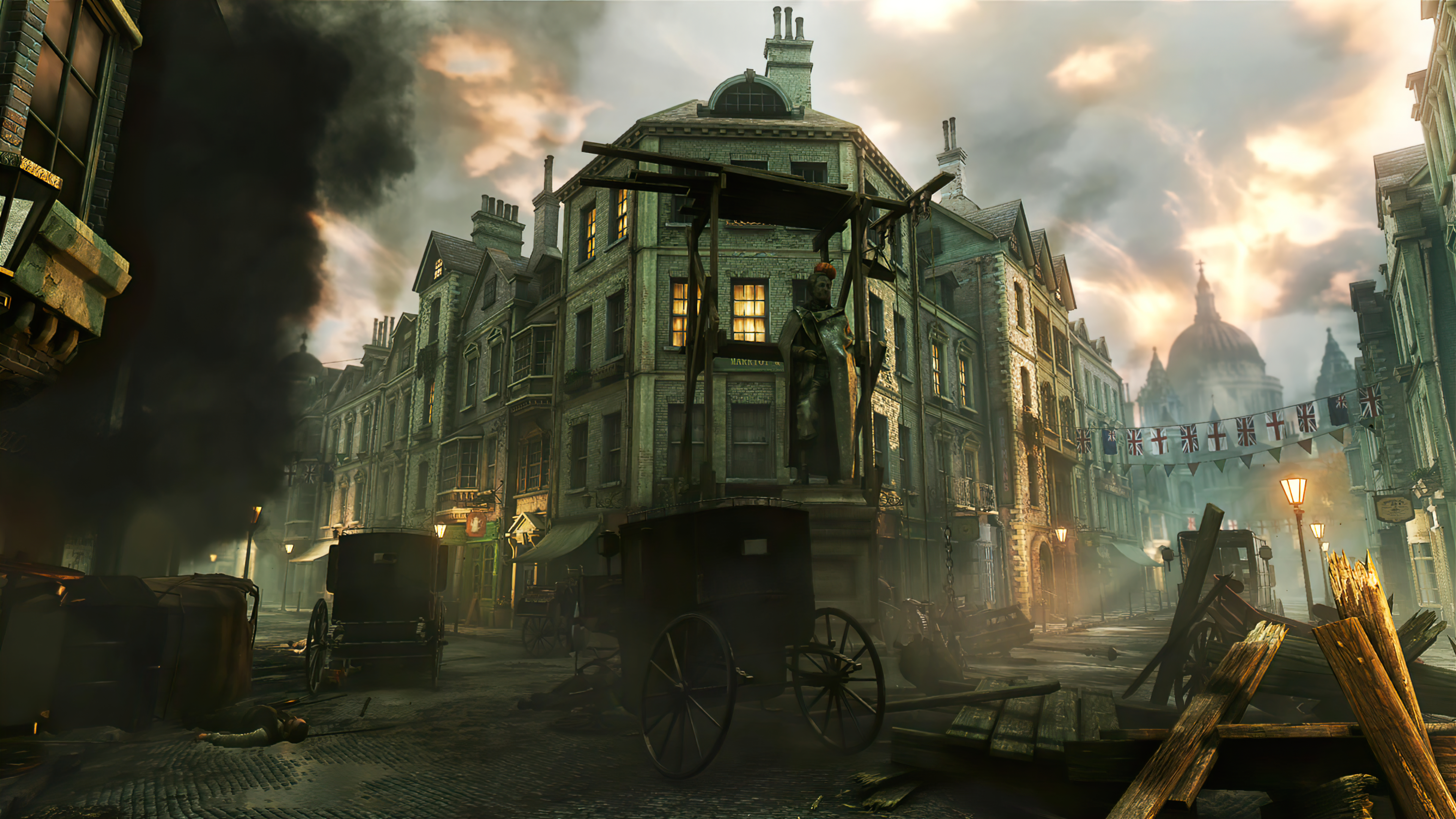 Скриншот №4 к Sherlock Holmes Crimes and Punishments + Sherlock Holmes The Devils Daughter bundle