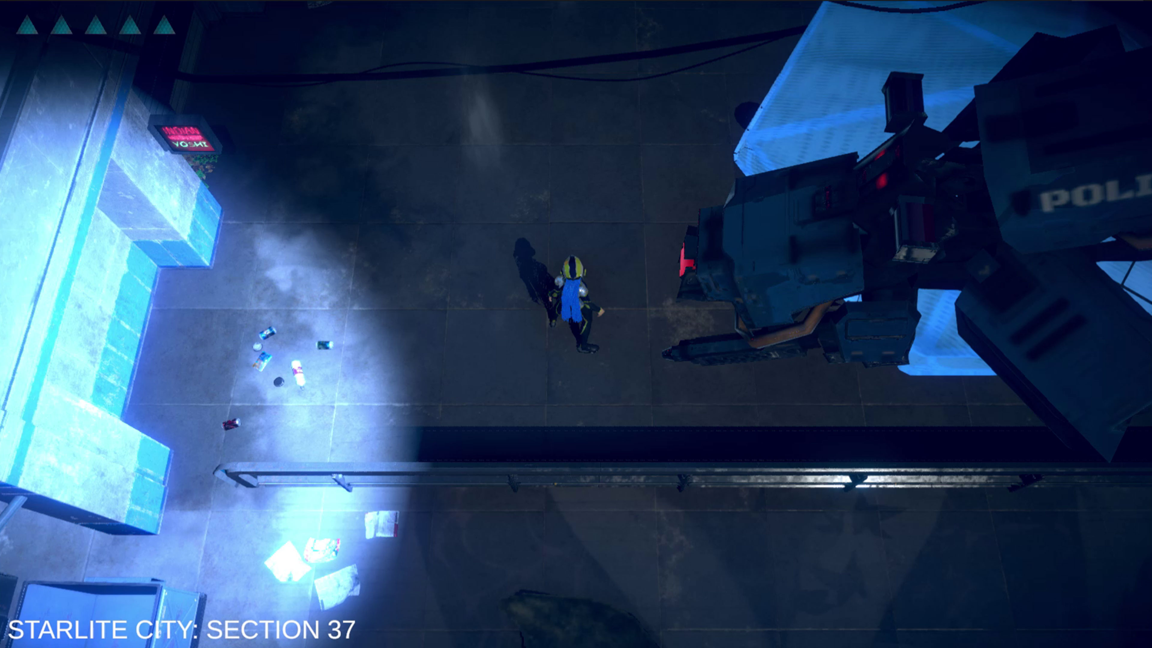 Скриншот №1 к STARLITE Defender of Justice