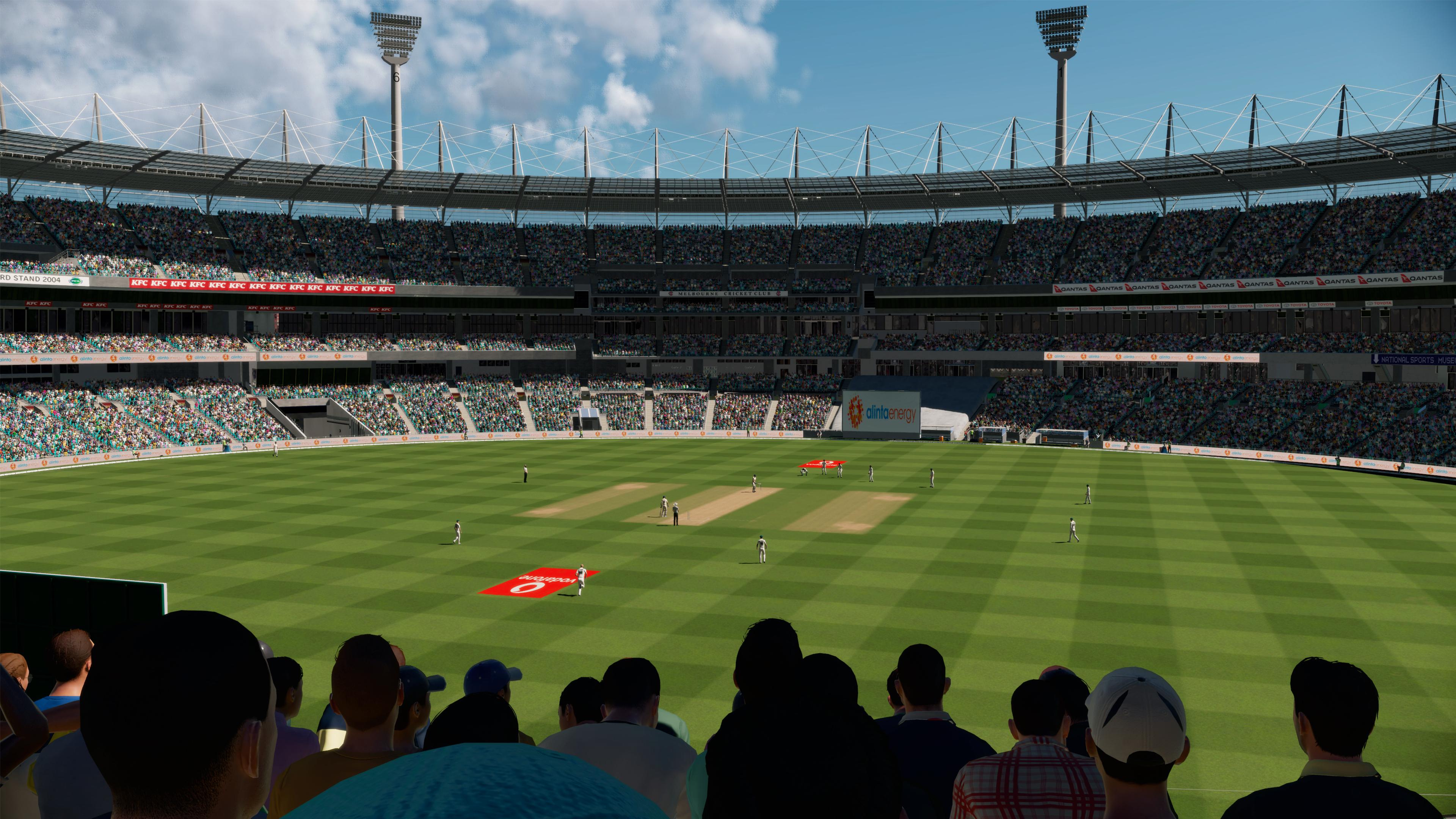 Скриншот №8 к Официальная игра Эшес Cricket 22
