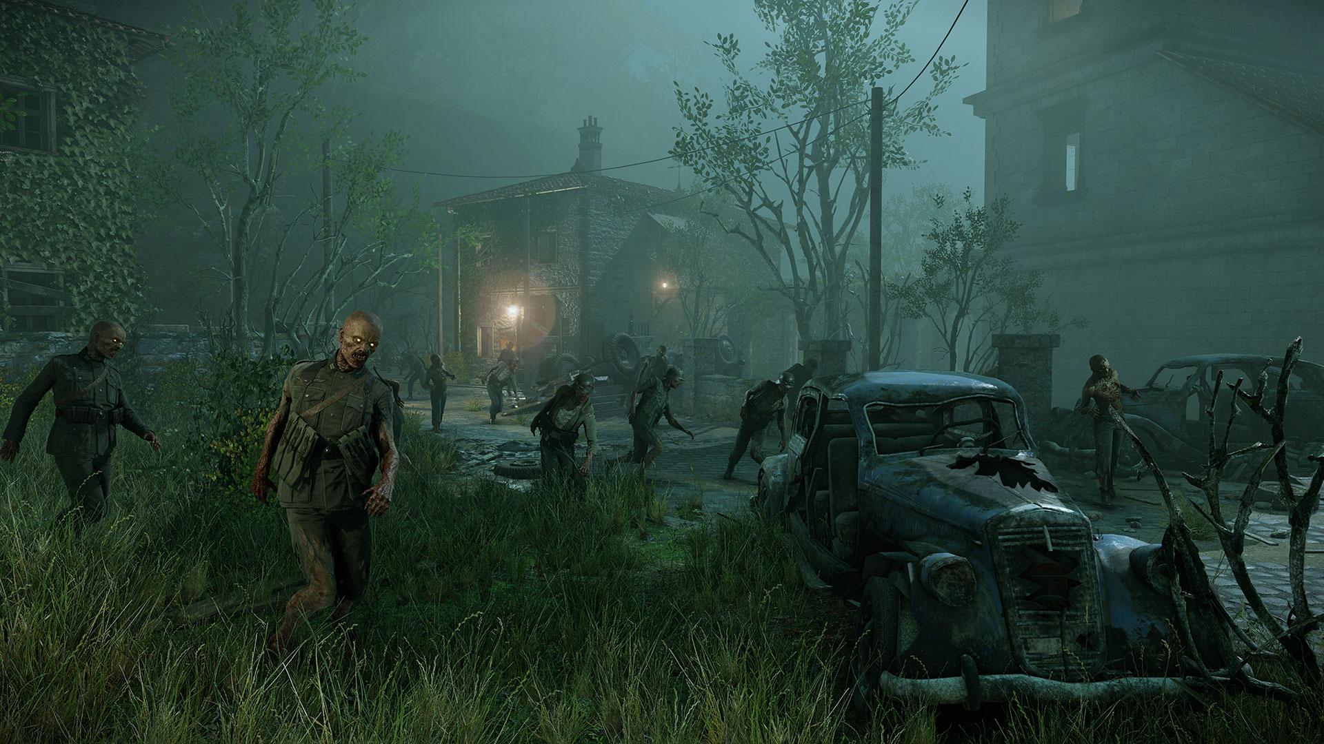 Скриншот №7 к Zombie Army 4 Dead War
