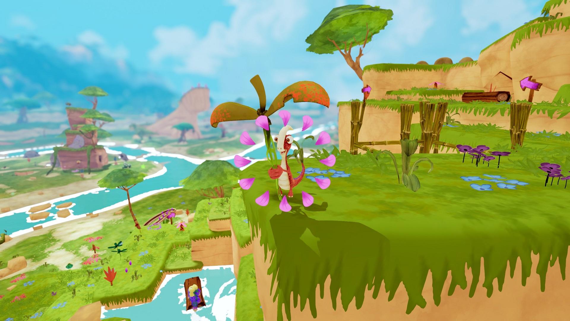 Скриншот №6 к Gigantosaurus The Game