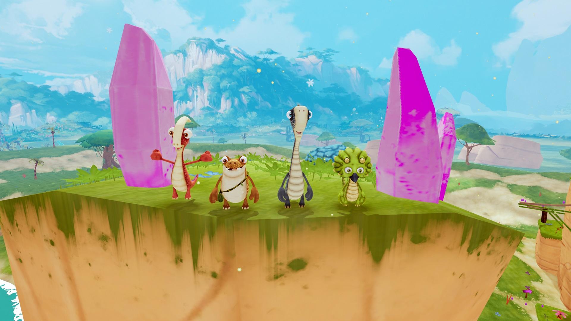 Скриншот №2 к Gigantosaurus The Game
