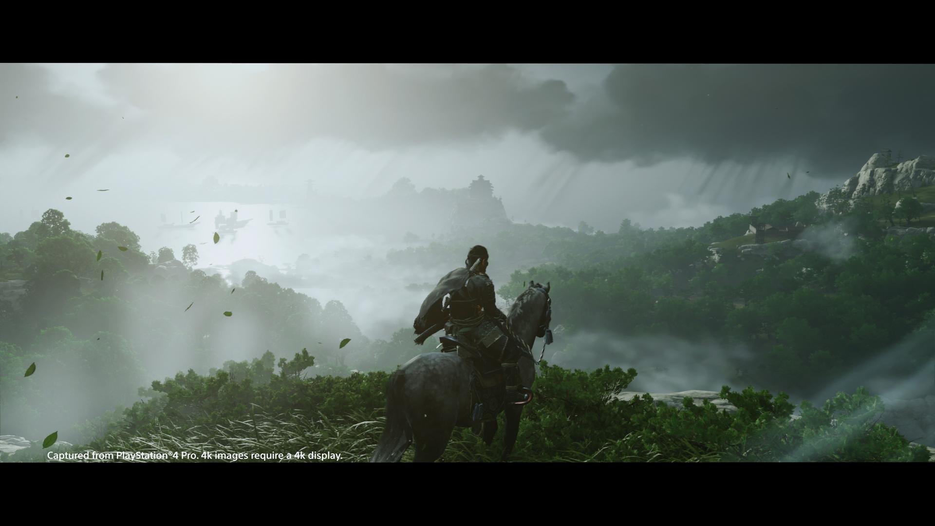 Скриншот №6 к Призрак Цусимы