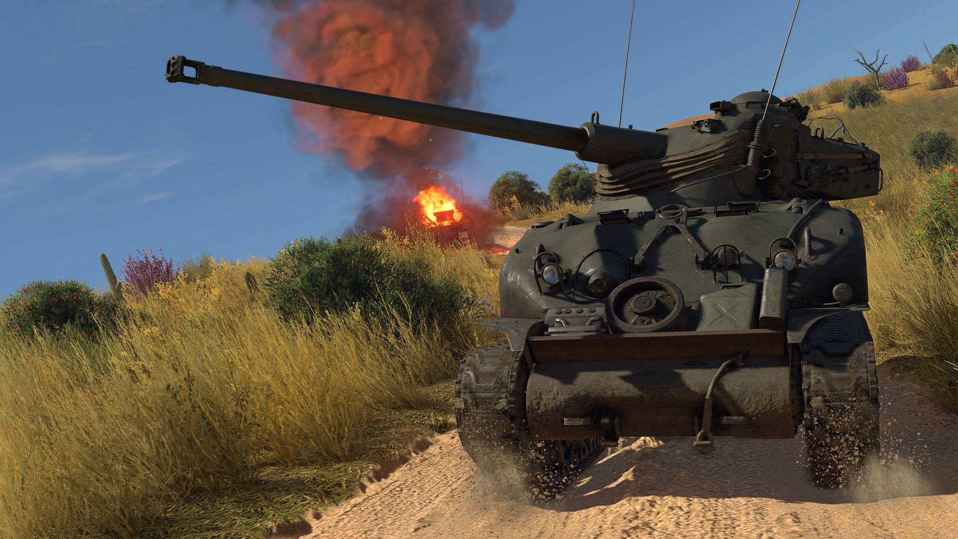 War Thunder - M4A1 FL10 on PS4 | Official PlayStation™Store US