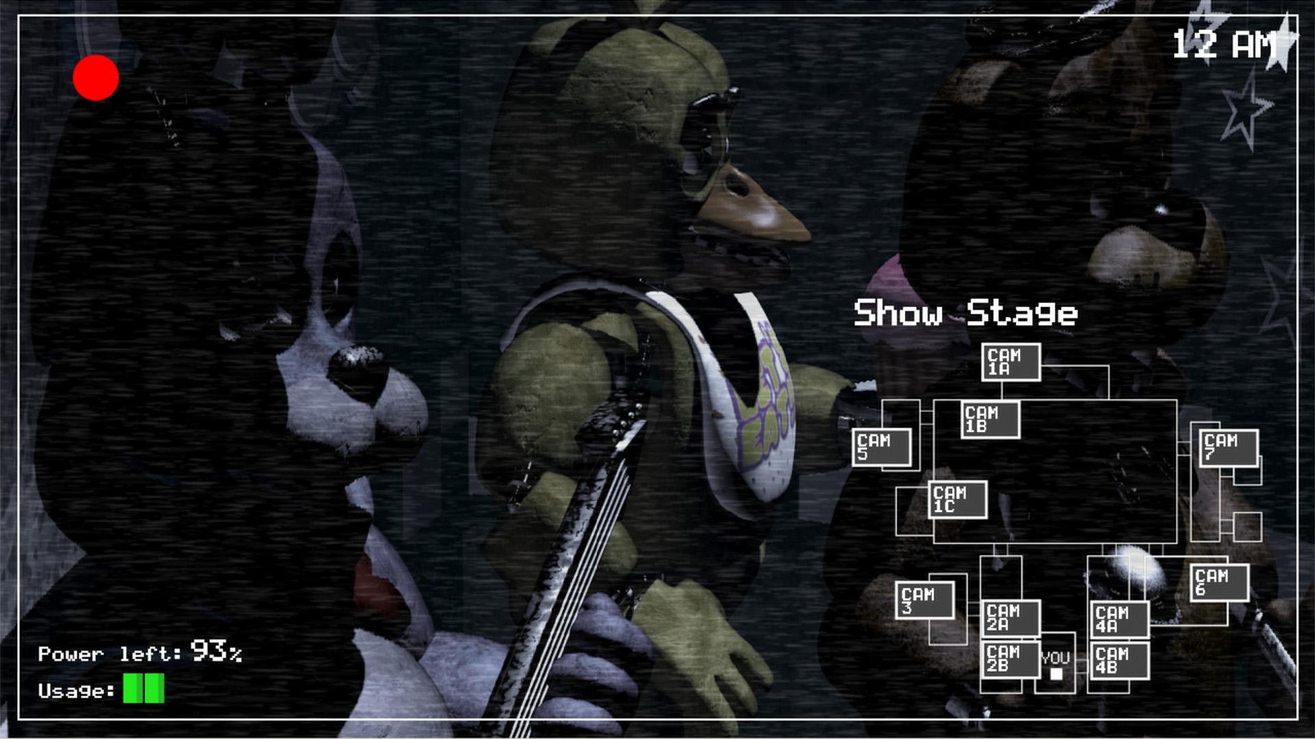 Скриншот №5 к Five Nights at Freddys