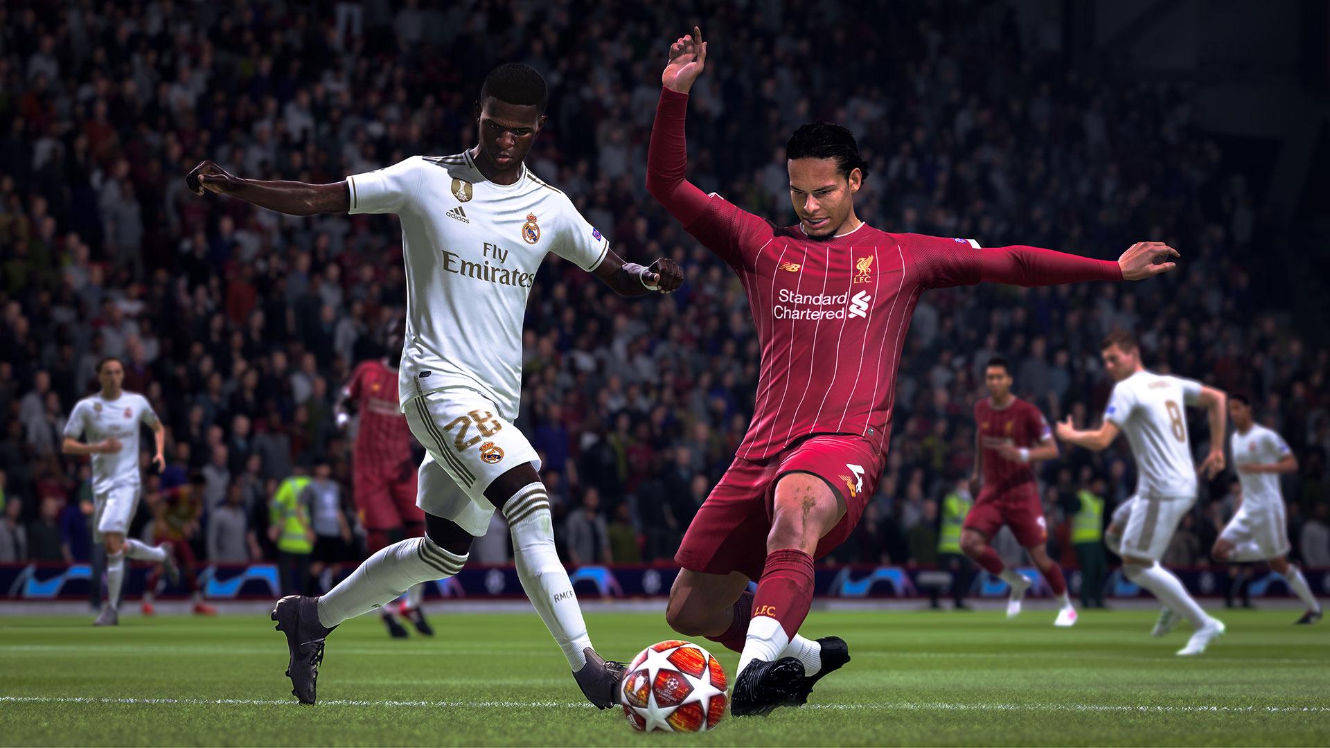 FIFA 20 CD Key Generator 2020 [PC-PS4-XBOX] 1