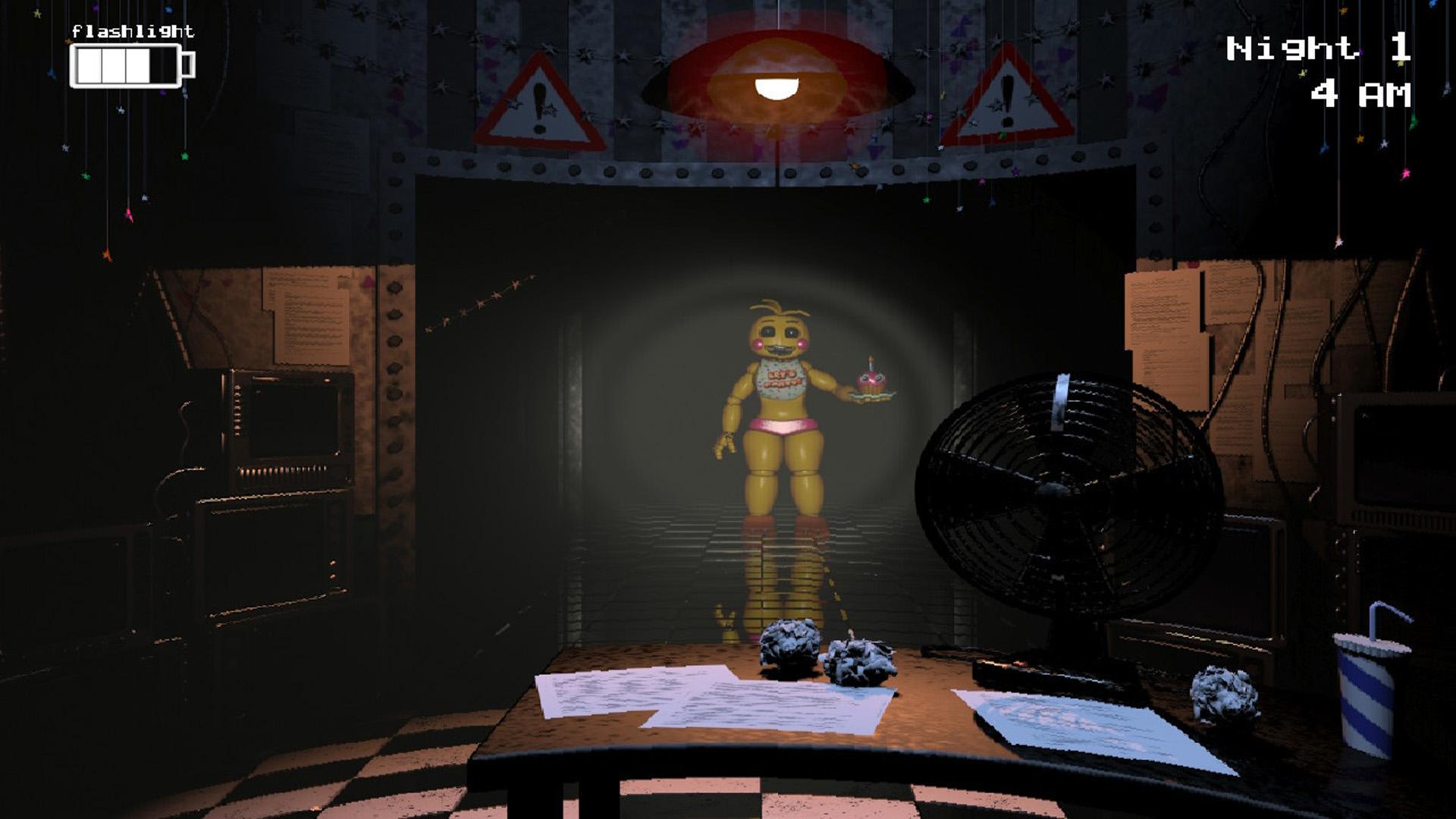 Скриншот №3 к Five Nights at Freddys 2
