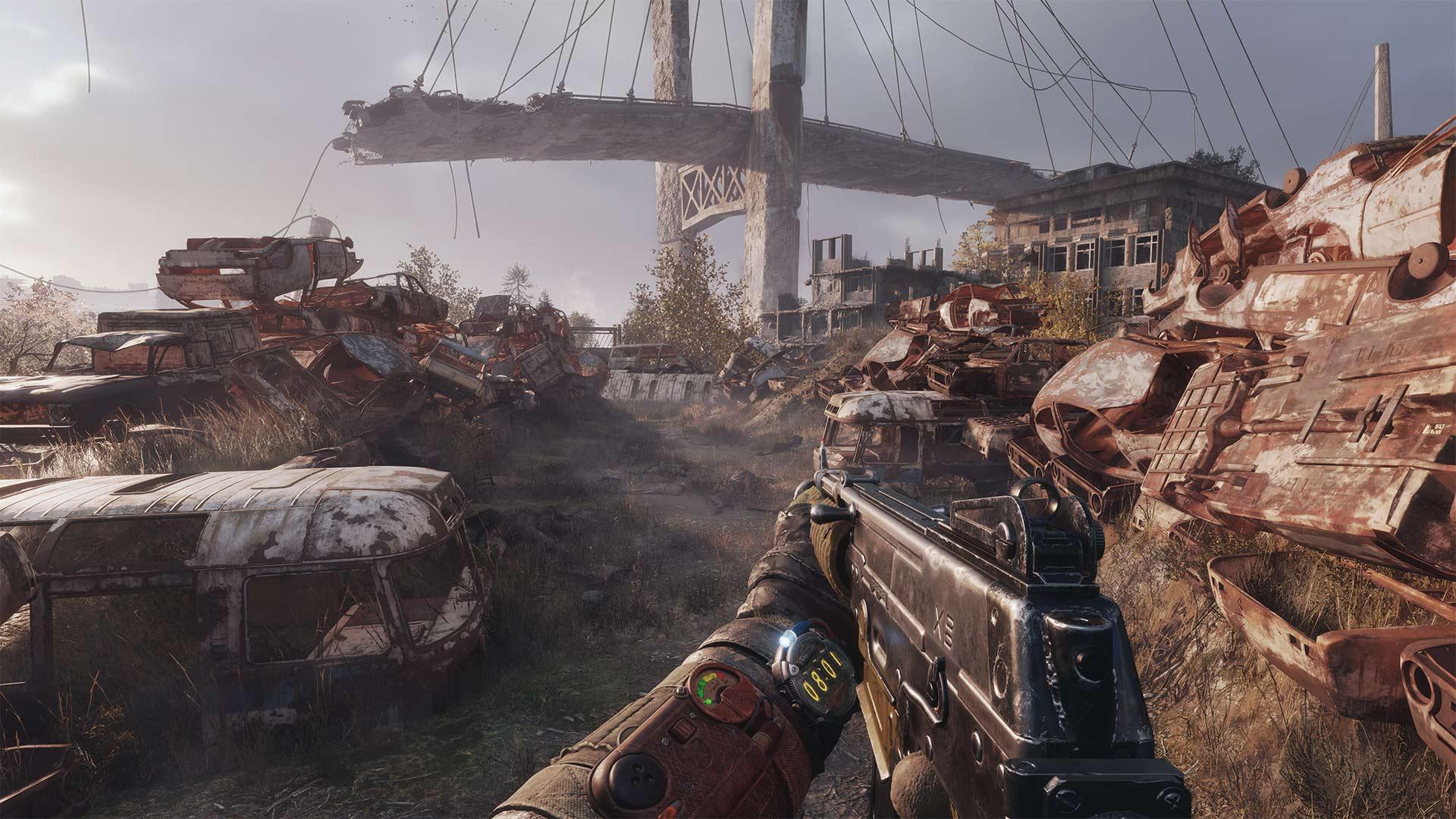 Скриншот №3 к Metro Exodus - Sams Story