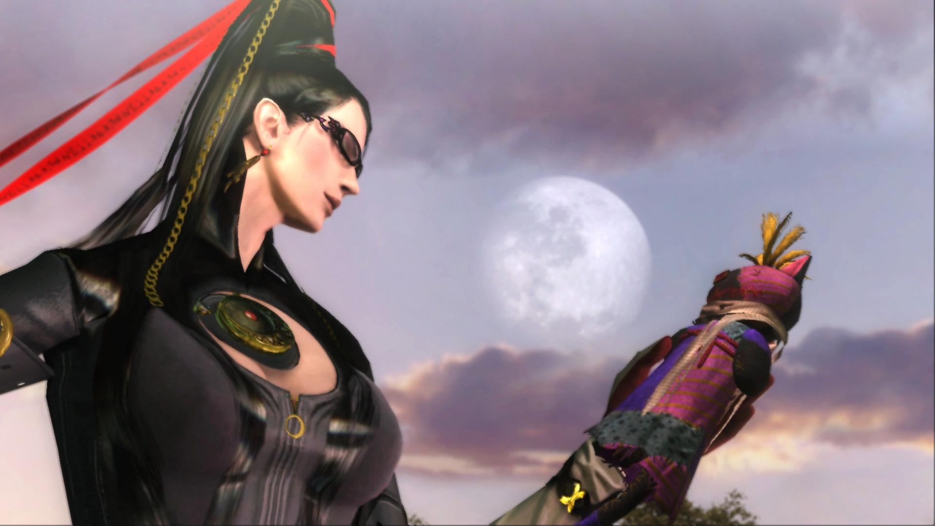 Скриншот №3 к Bayonetta
