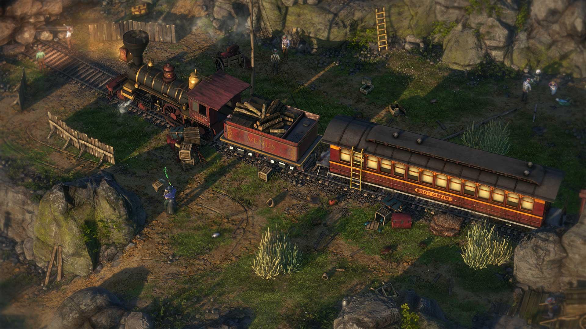 Скриншот №2 к Desperados III - Digital Deluxe