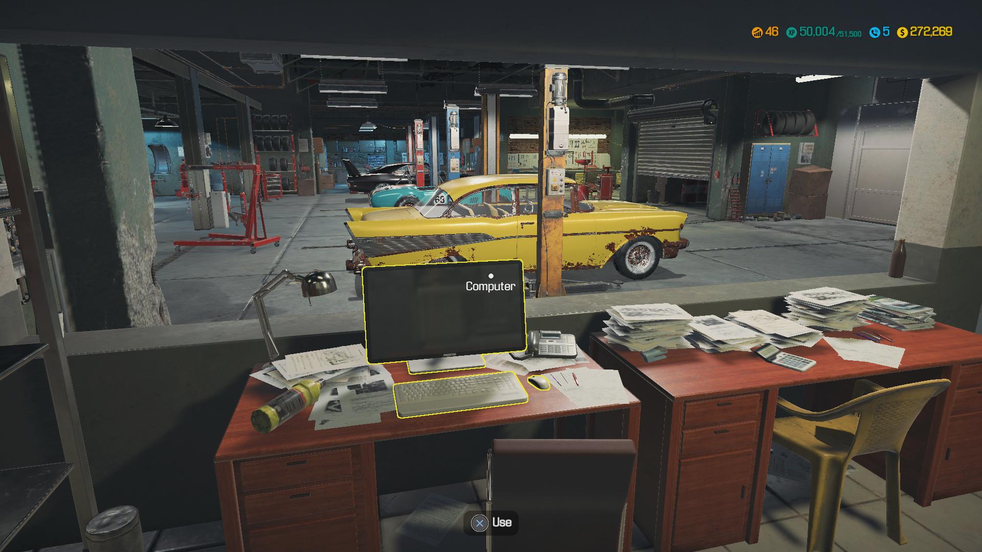 Скриншот №4 к Car Mechanic Simulator