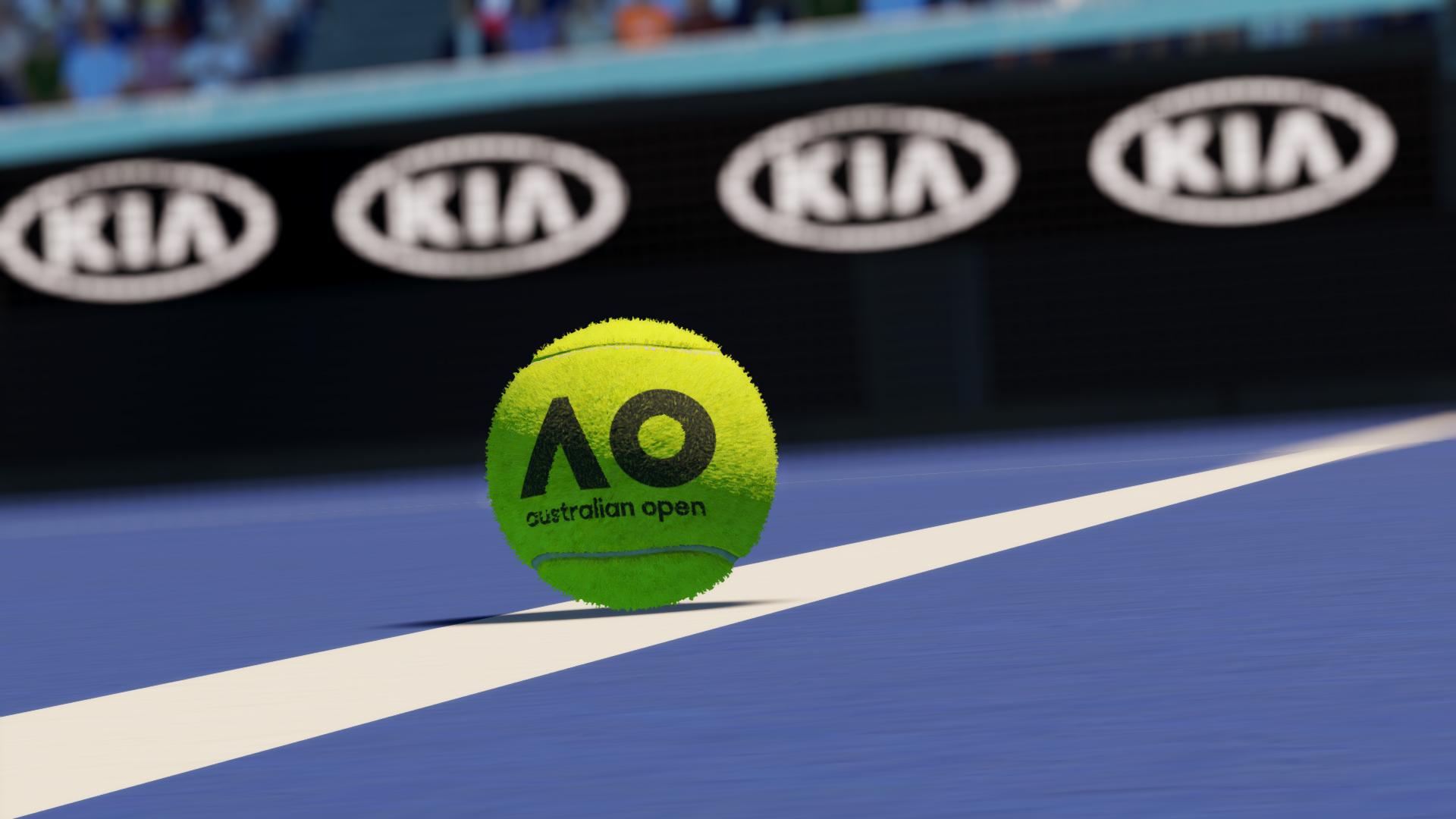 Скриншот №4 к AO Tennis 2