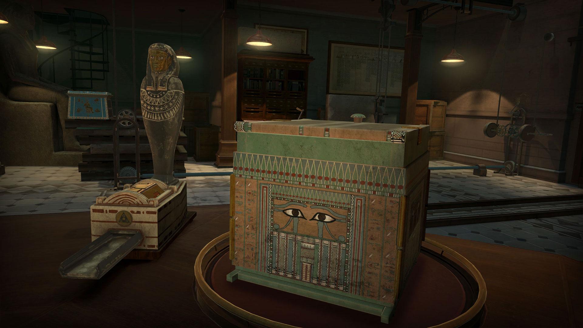 Скриншот №5 к The Room VR A Dark Matter