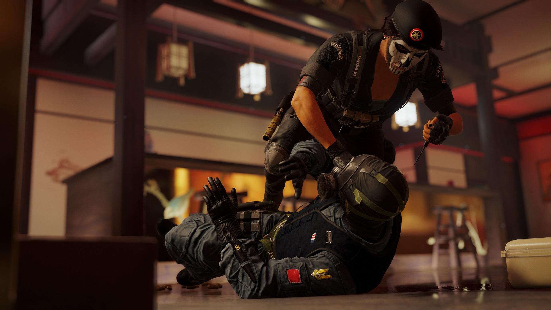 Скриншот №4 к Rainbow Six Siege PS5 Upgrade Edition