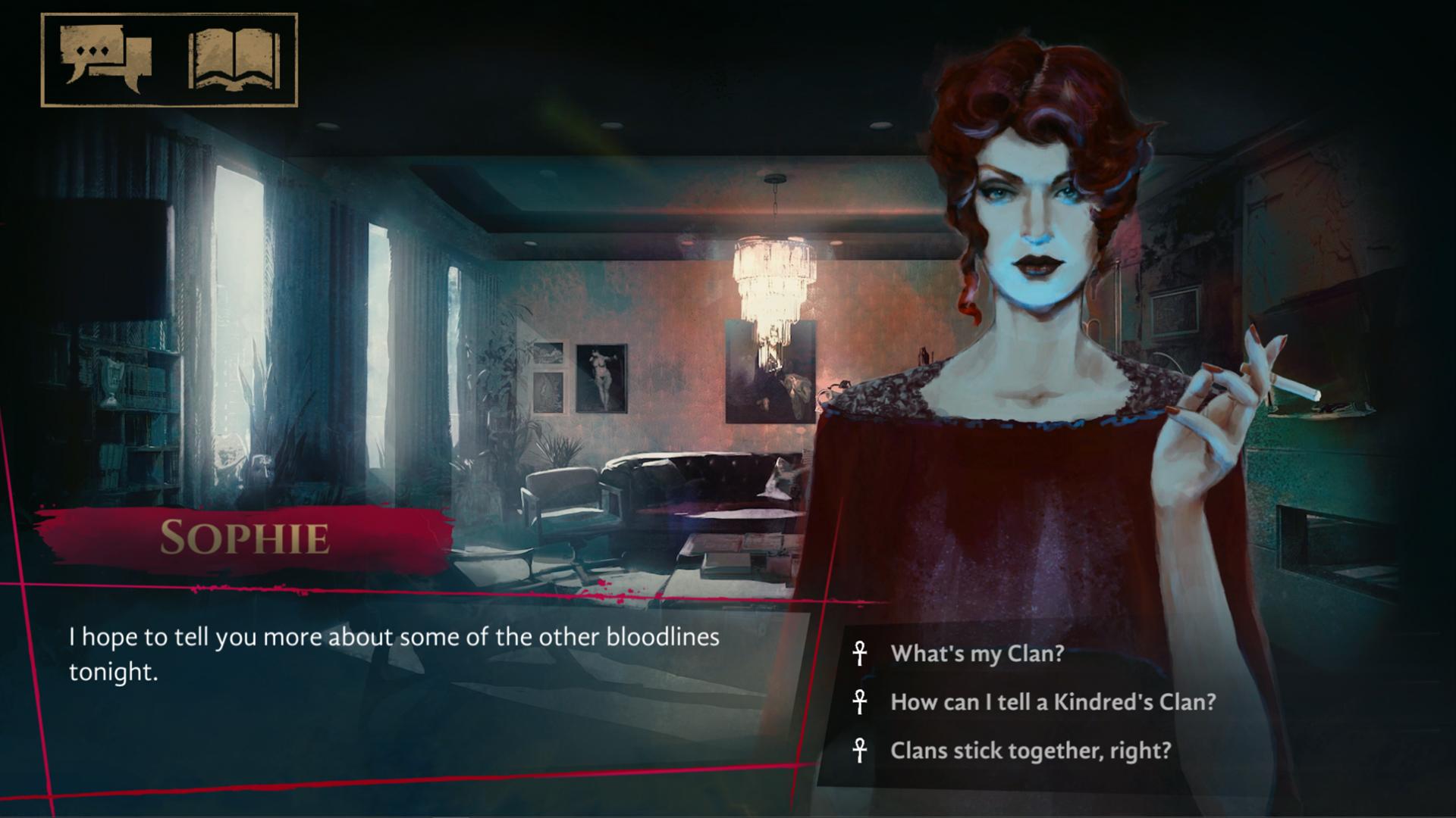 Скриншот №1 к Vampire The Masquerade - Coteries of New York