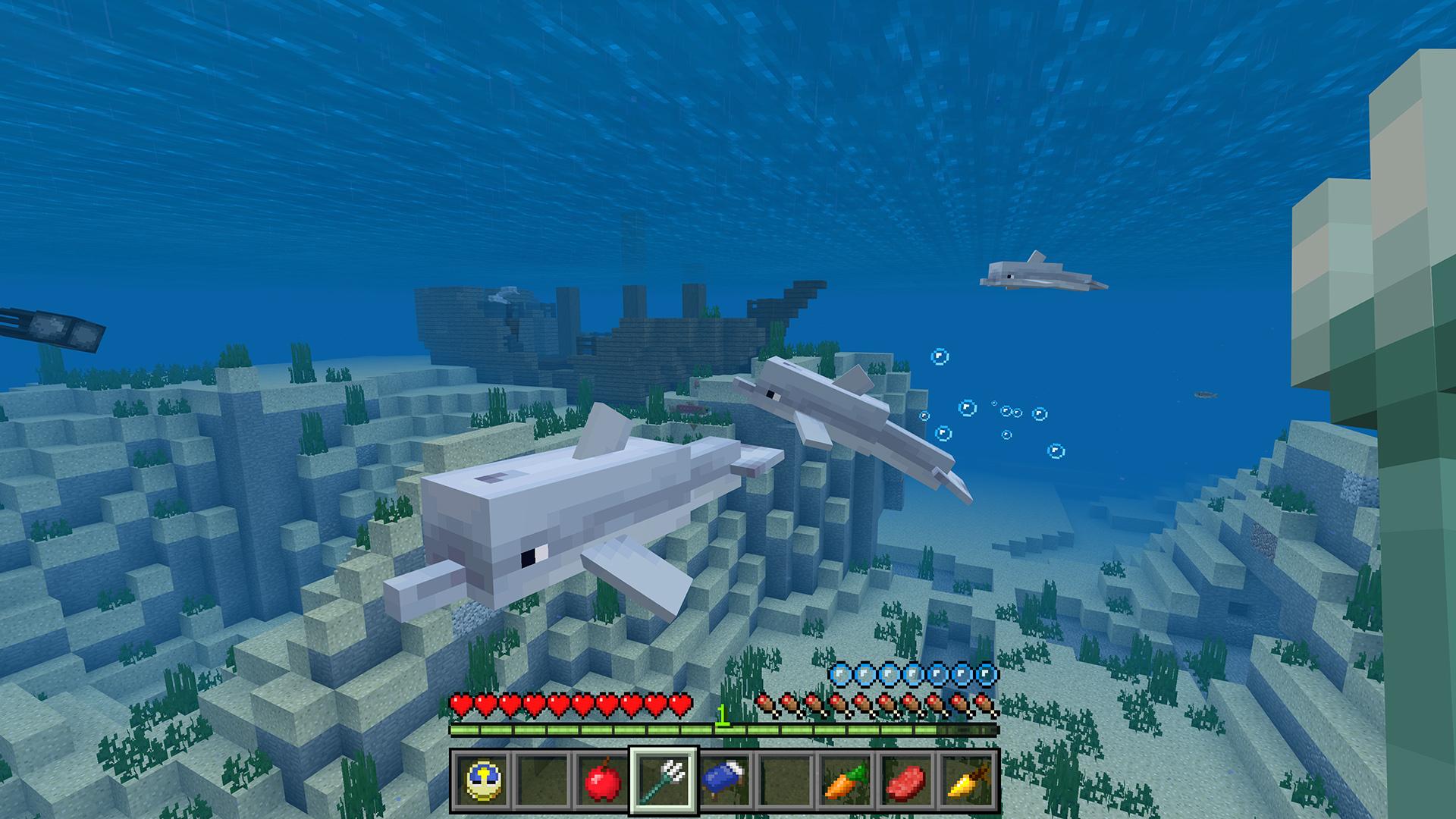 Скриншот №3 к Minecraft