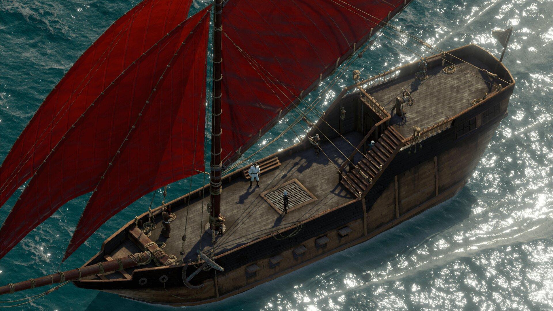 Скриншот №2 к Pillars of Eternity II Deadfire - Ultimate Edition