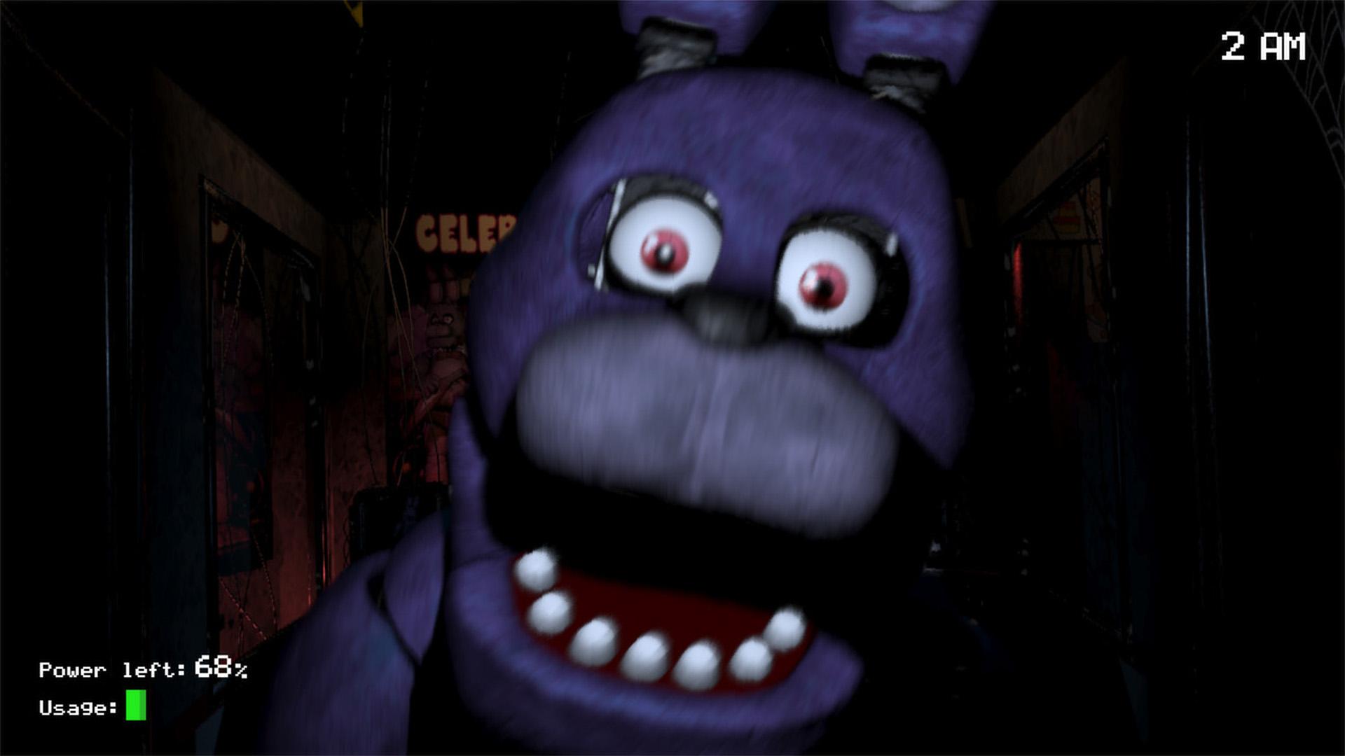 Скриншот №4 к Five Nights at Freddys