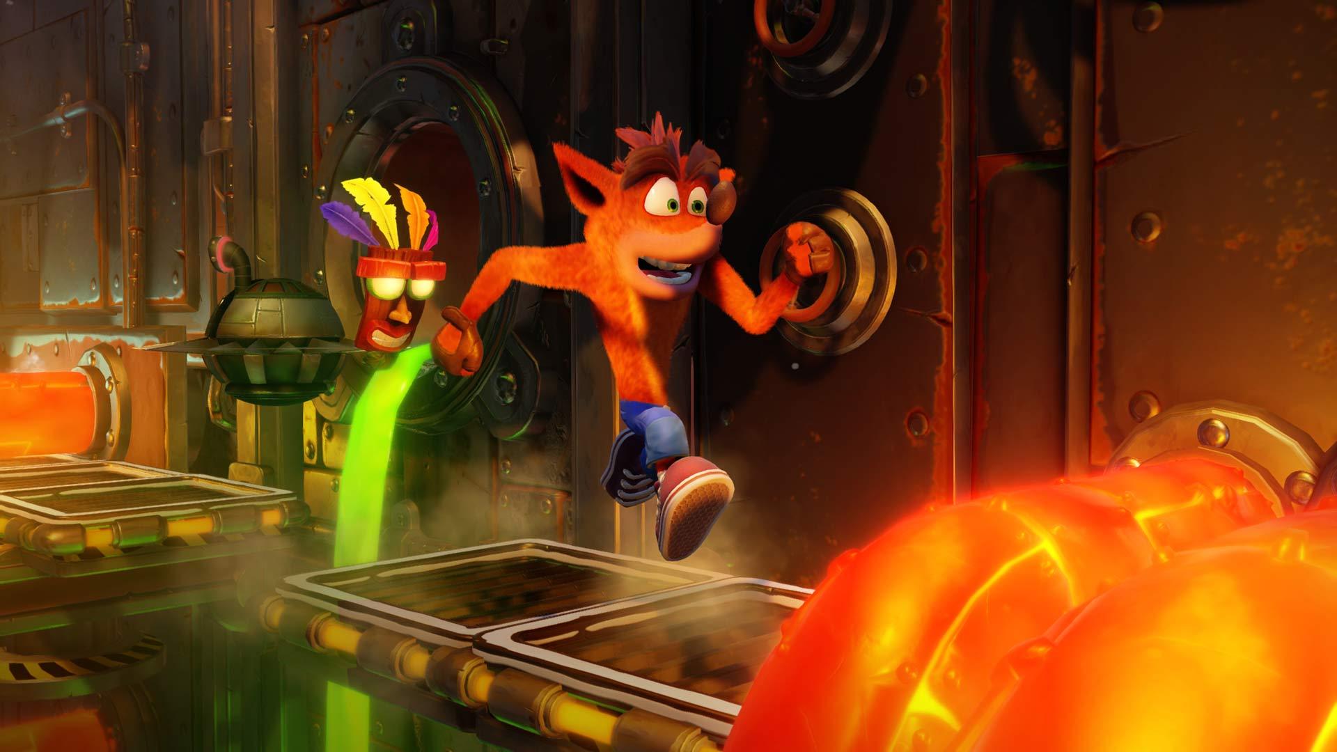 Скриншот №10 к Тройной набор Crash™ + Spyro™
