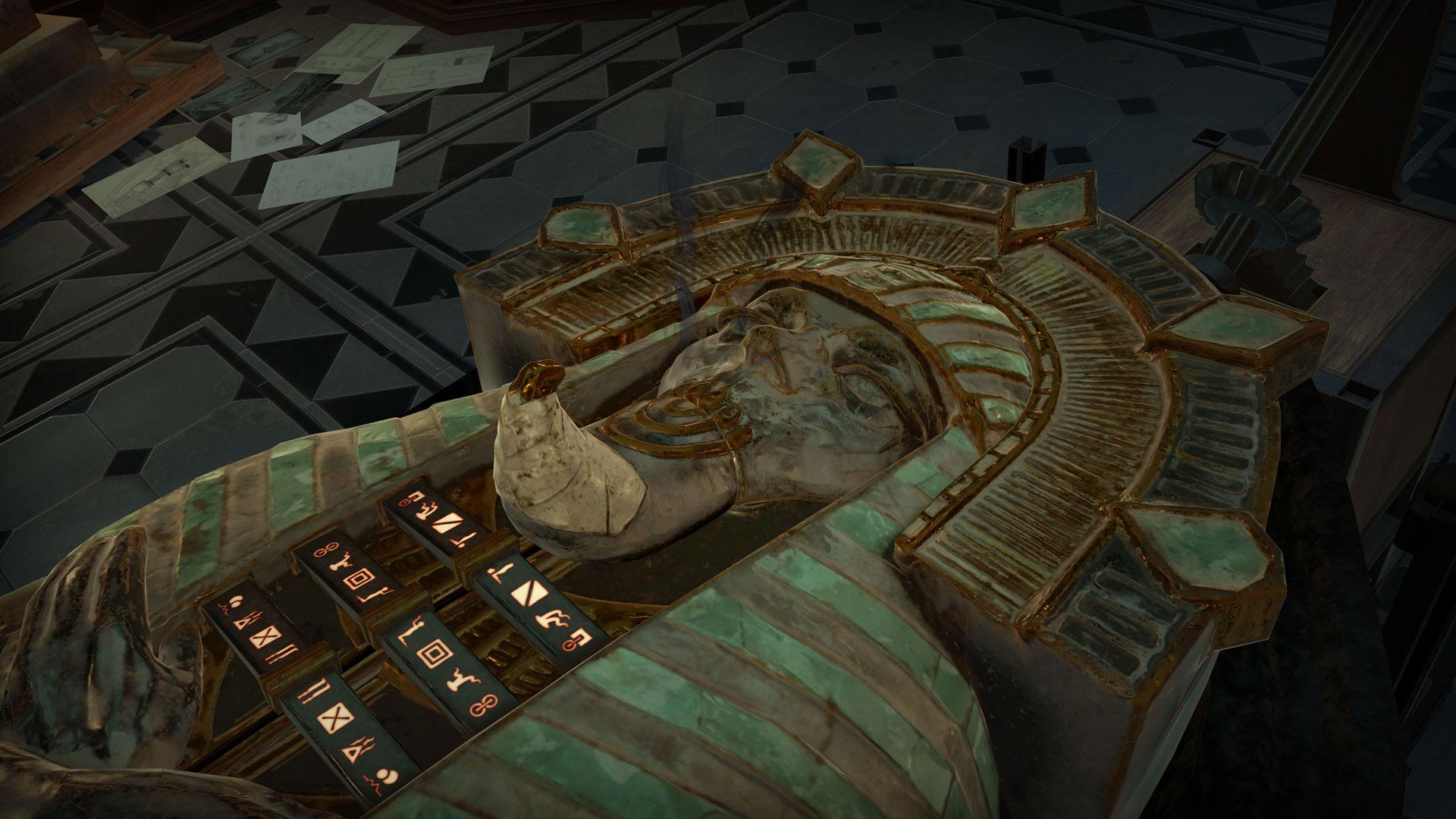 Скриншот №7 к The Room VR A Dark Matter