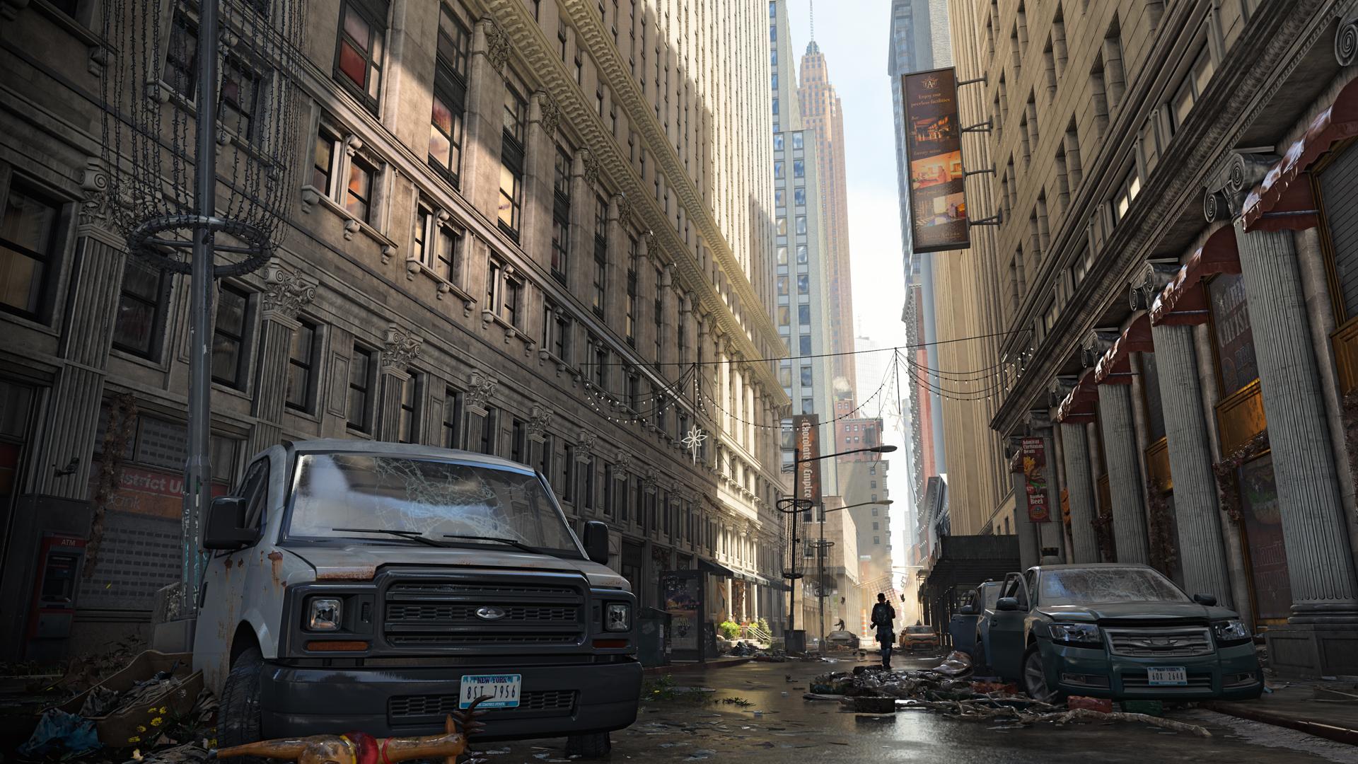 Скриншот №2 к The Division 2 -Воители Нью-Йорка – издание Ultimate Edition
