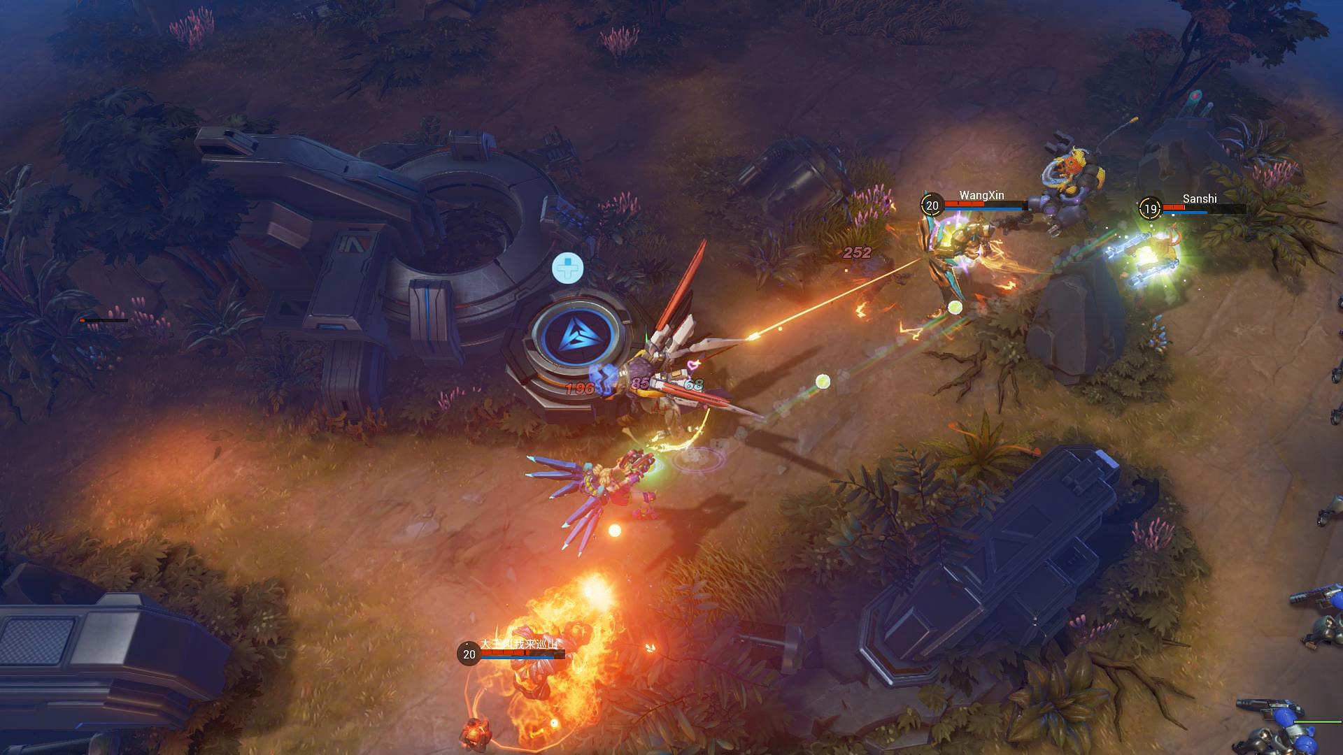 Genesis скриншот 4