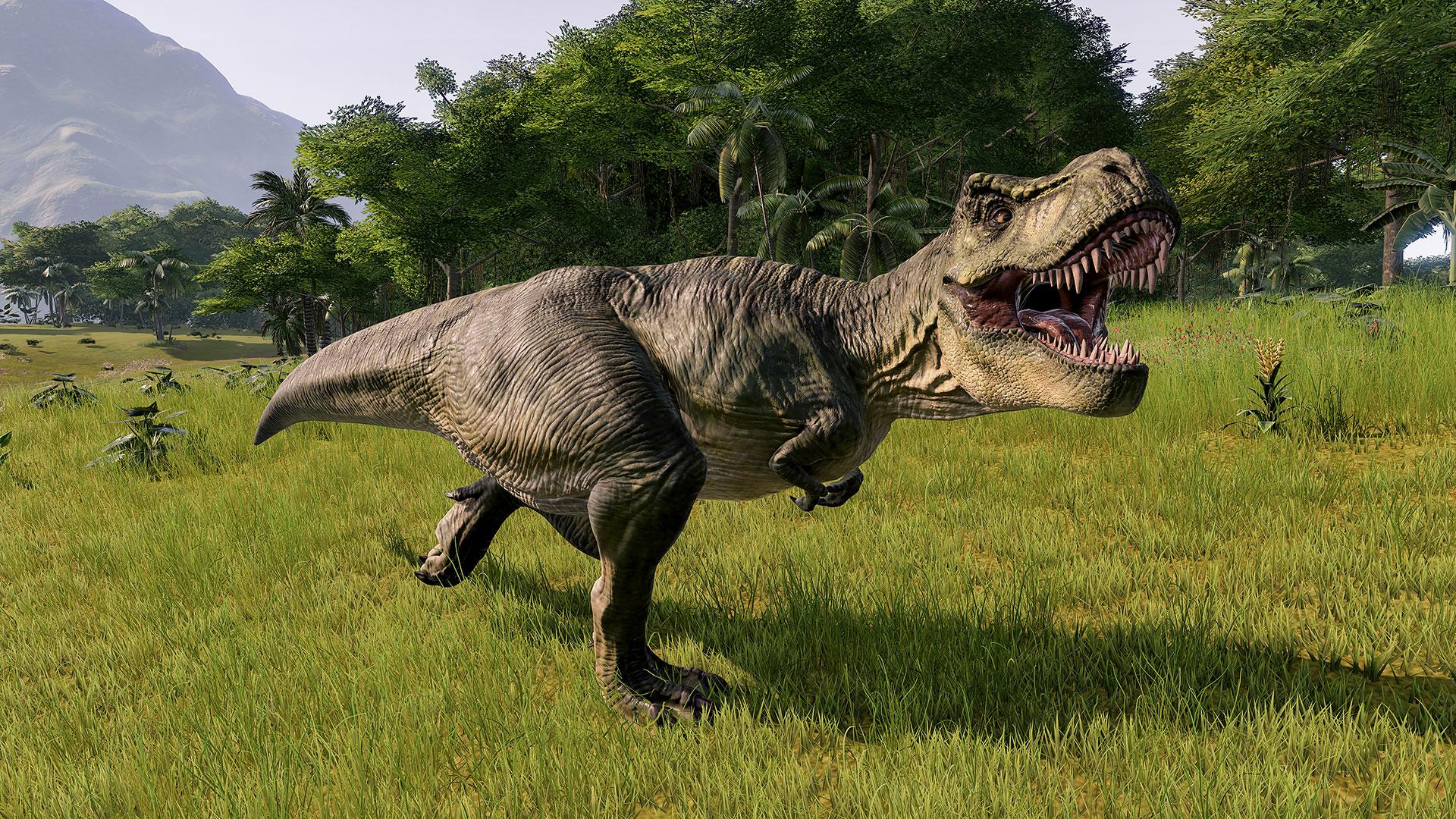 Jurassic World Evolution: Возвращение В Парк Юрского