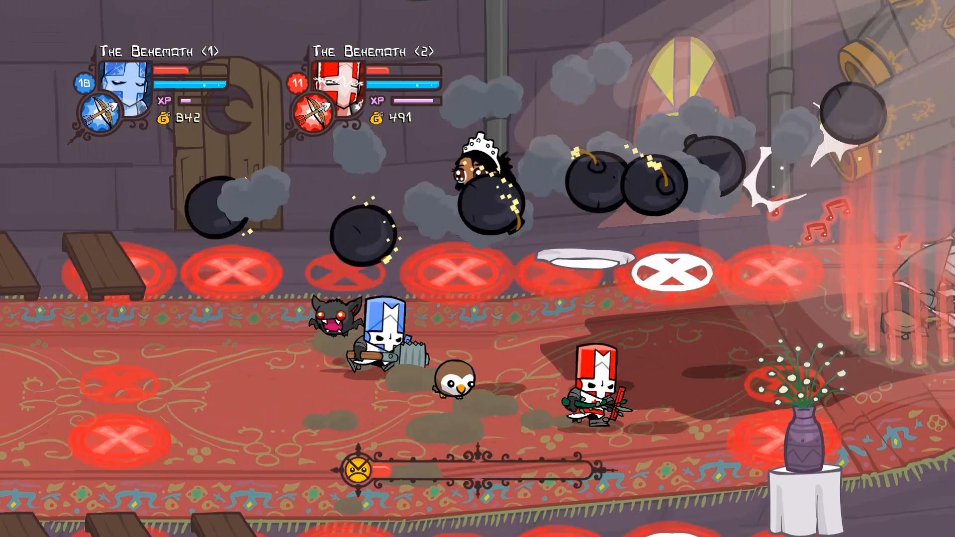 Скриншот №5 к Castle Crashers Remastered