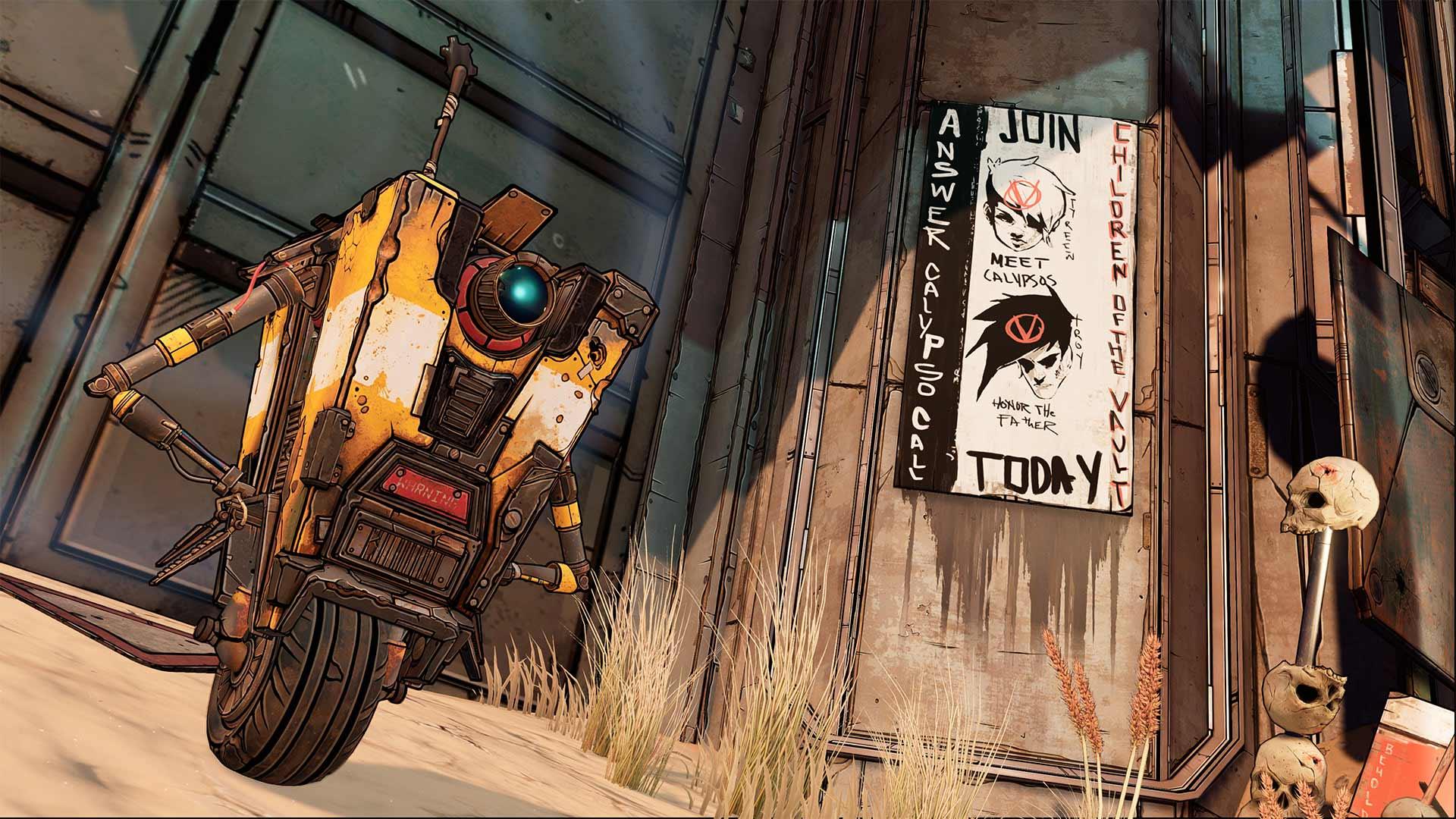 Скриншот №4 к Borderlands 3 PS4 and  PS5