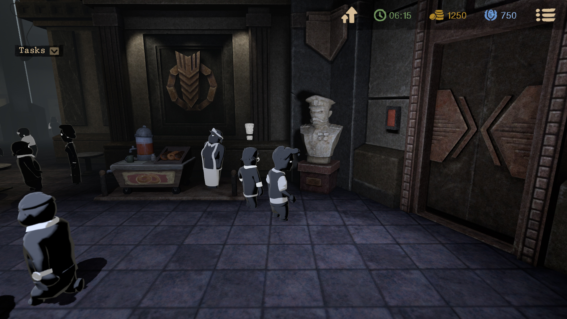 Скриншот №5 к Beholder 2