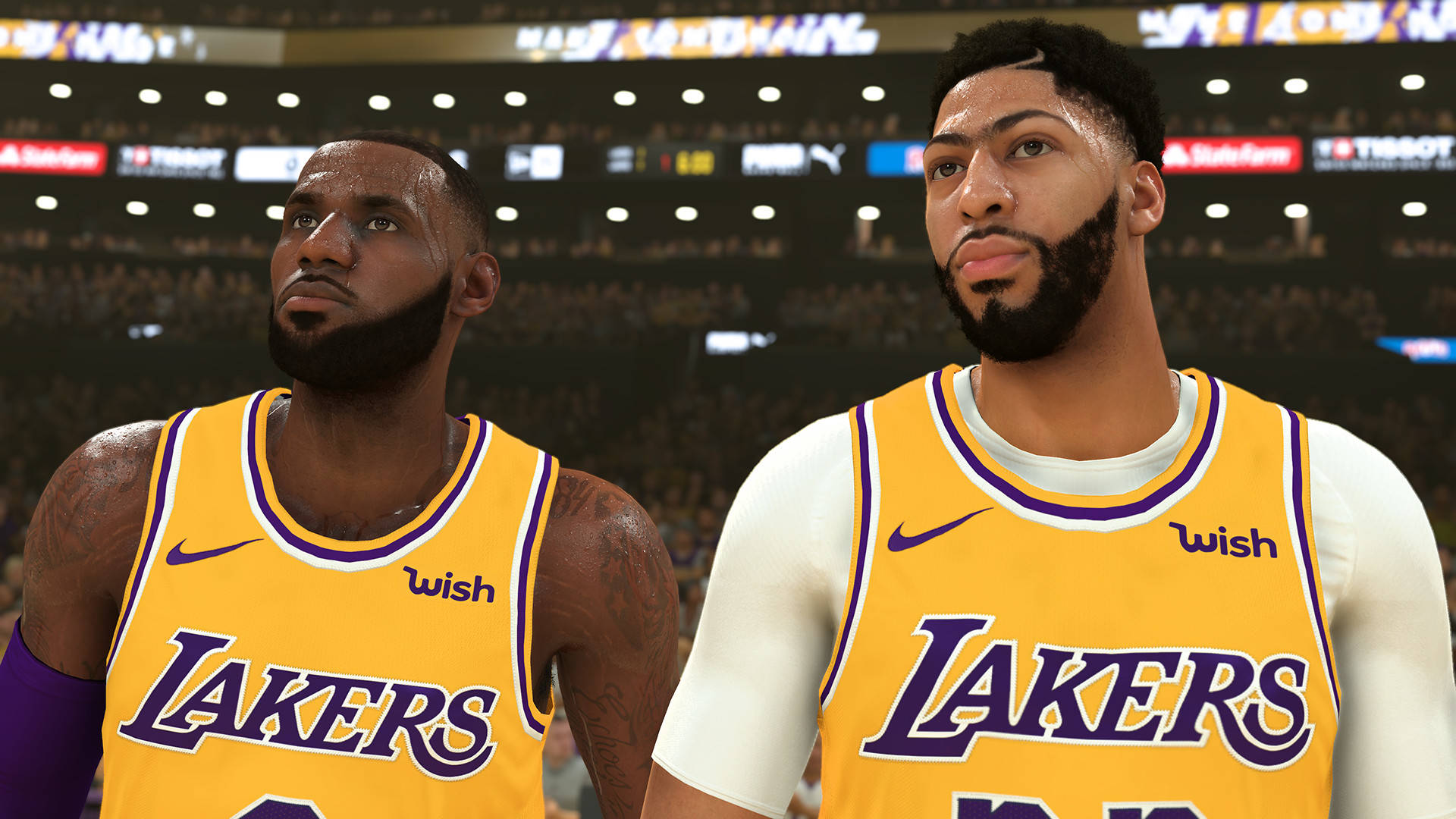 Скриншот №1 к NBA 2K20