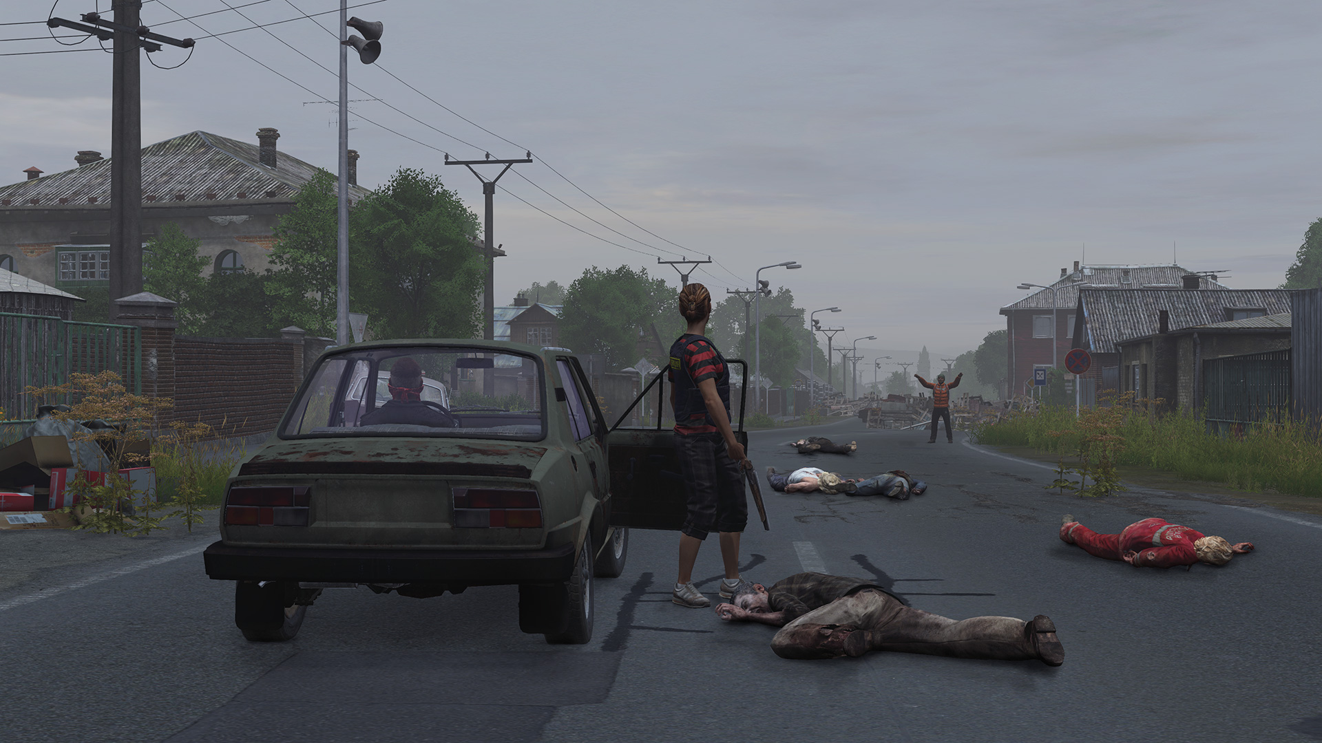 Скриншот №6 к DayZ Livonia