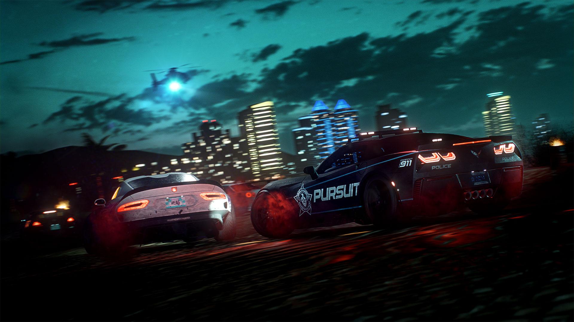 Скриншот №4 к Need for Speed Heat