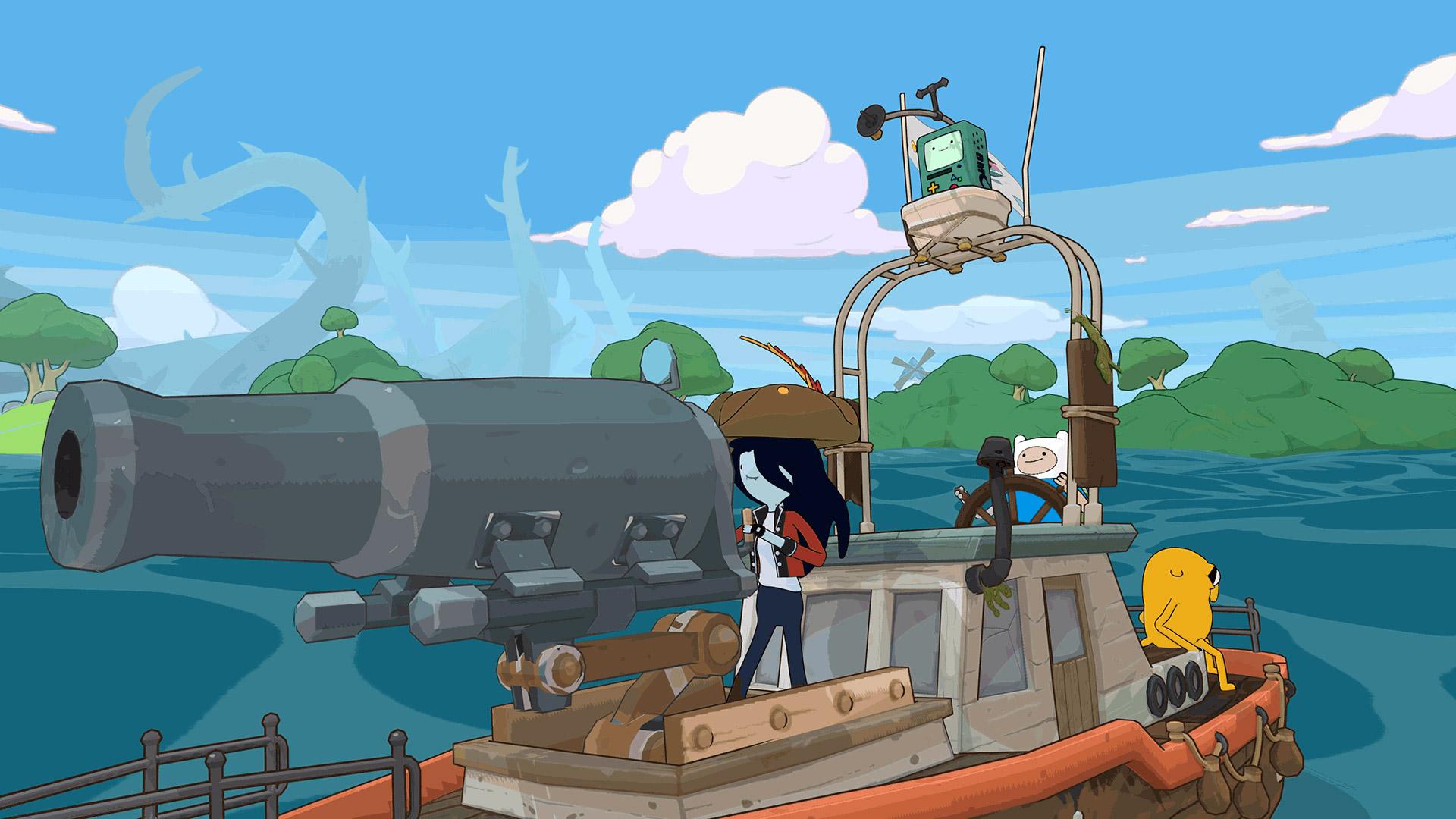 Скриншот №4 к Adventure Time and Dreamworks Dragons