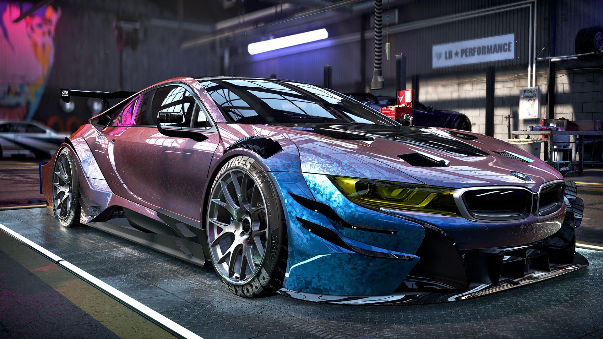 Скриншот №5 к Need for Speed Heat