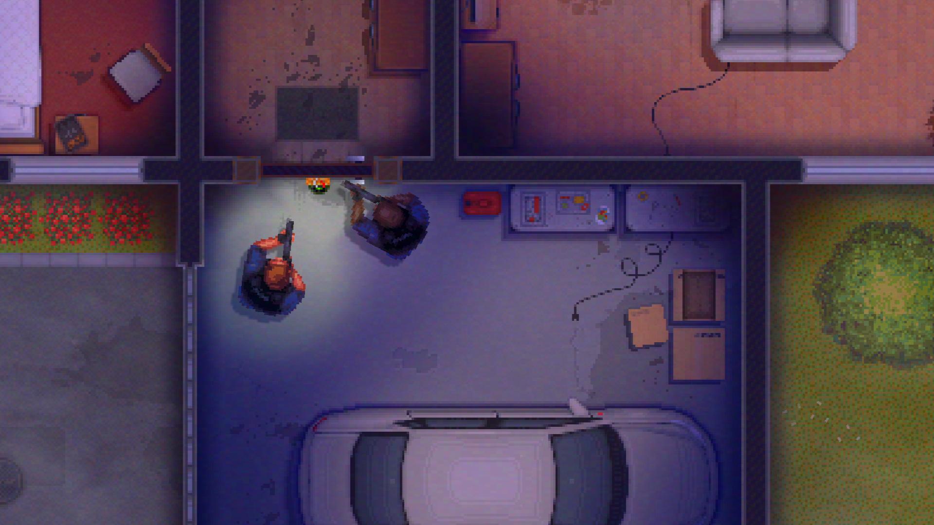 Скриншот №8 к Police Stories