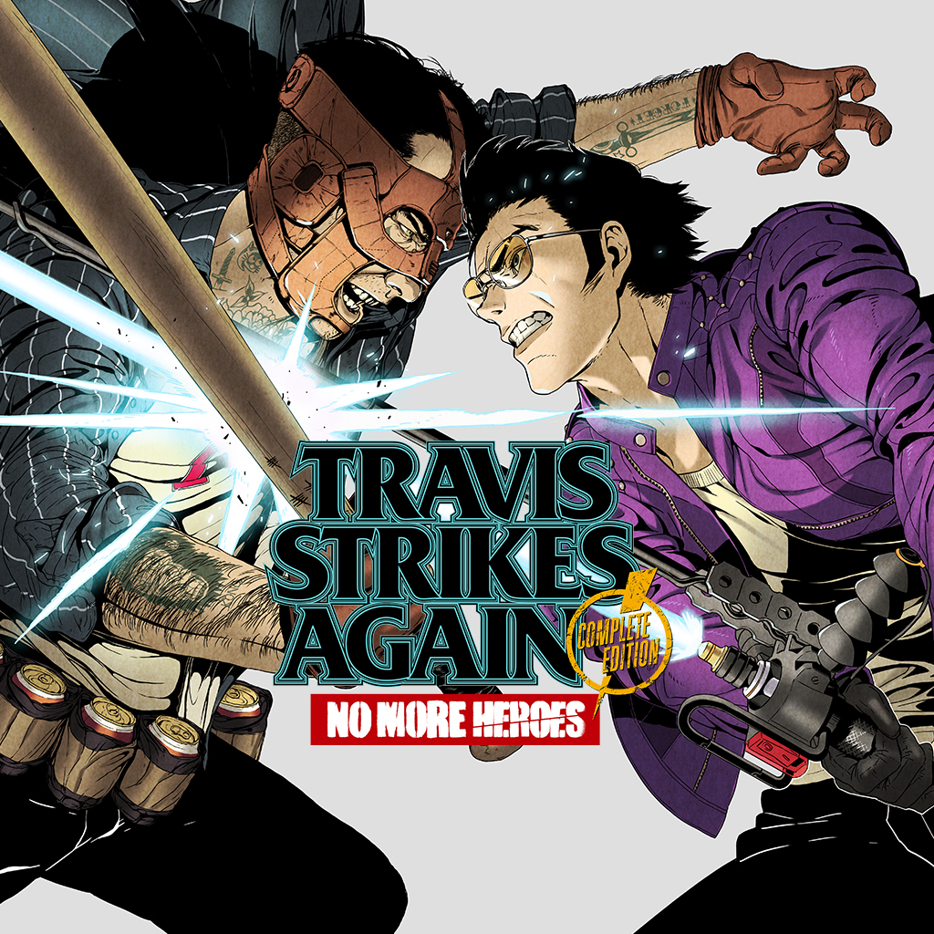 Travis Strikes Again: No More Heroes Complete Editionキャンペーン