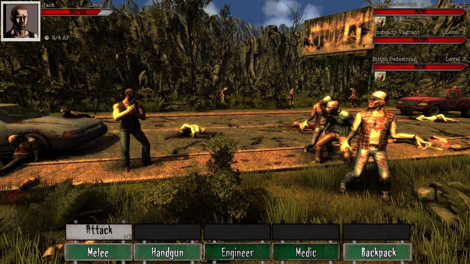 Скриншот №2 к Dead Age