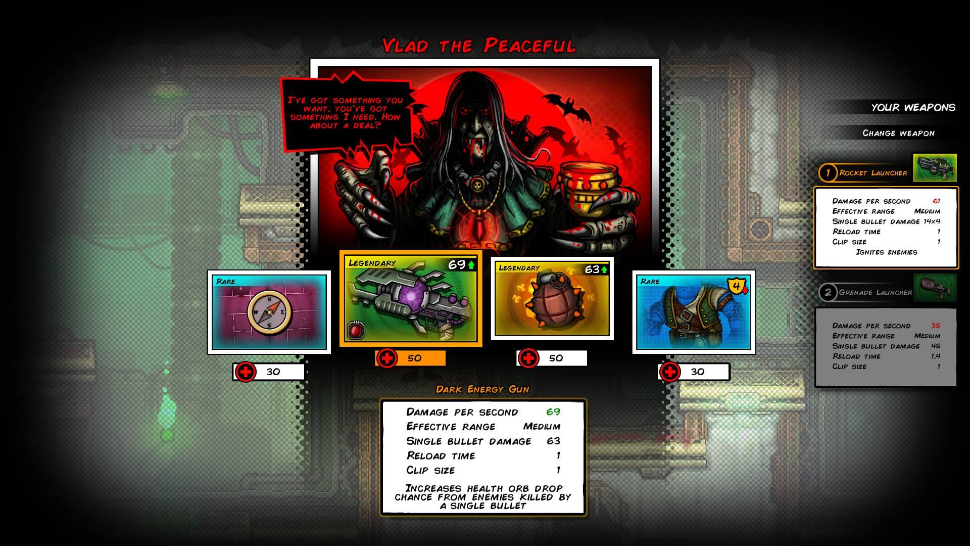 Скриншот №8 к Fury Unleashed