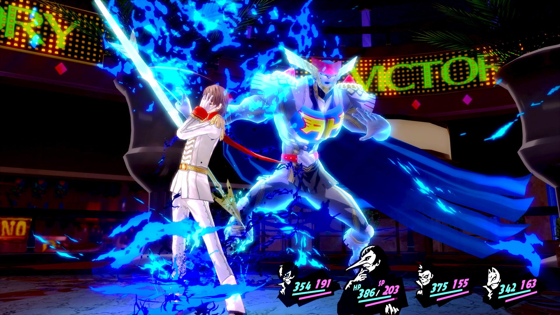 Скриншот №4 к Persona 5 Royal Deluxe Edition
